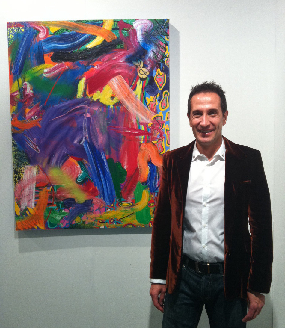 Arte Americas Art Fair, Miami Beach Convention Center, Florida, 2012