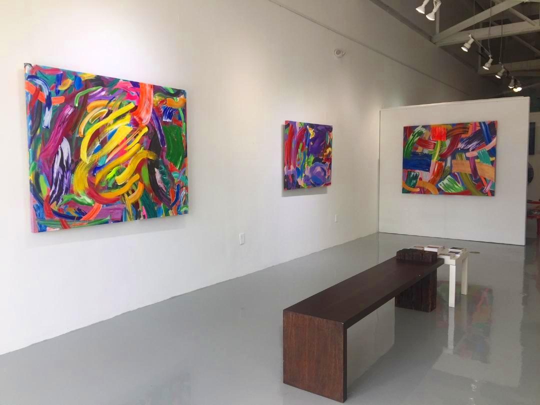 """Captivating Vibrations"" at Wynwood 28 Art Gallery"