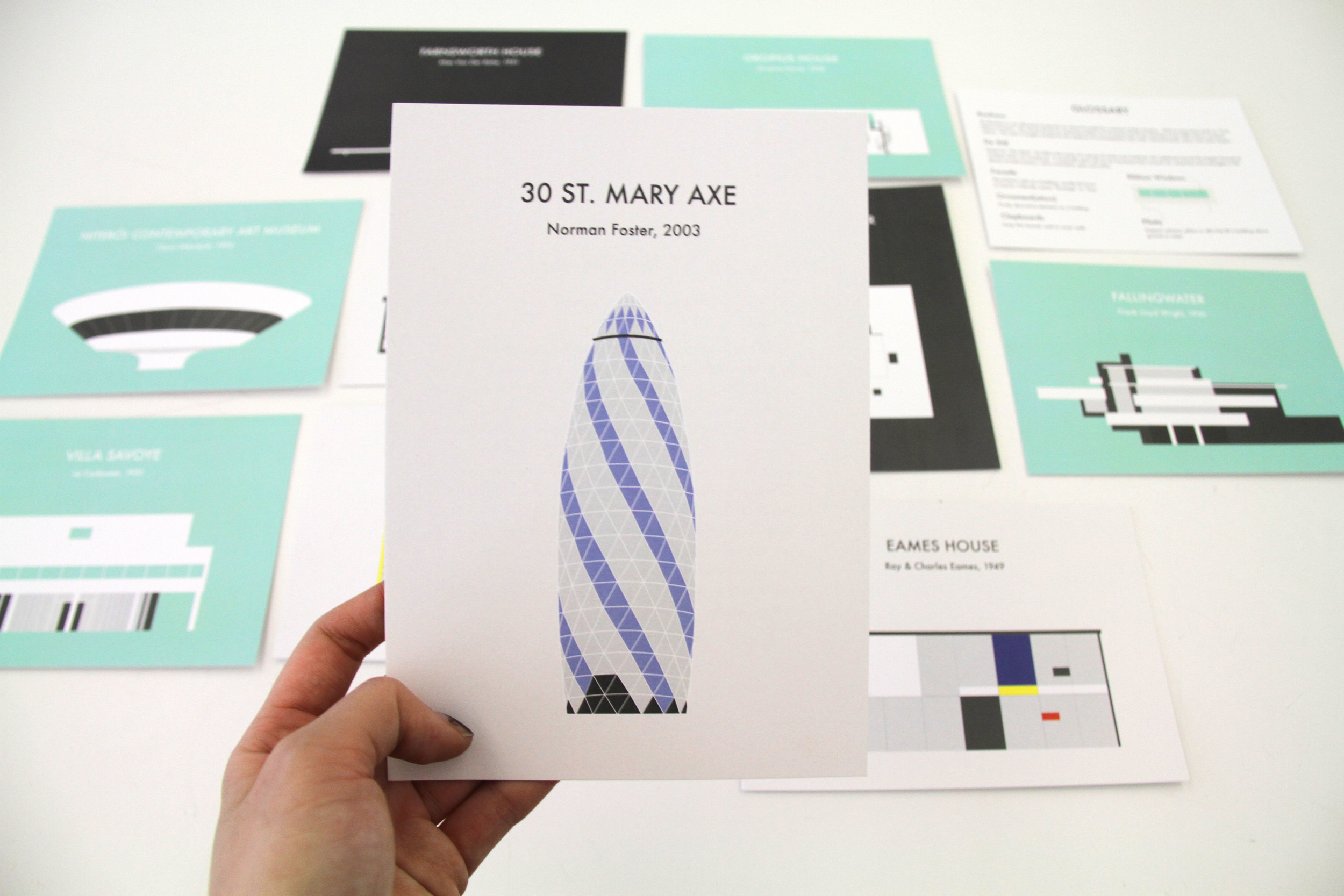 For architecture fans, Archigrams work well as prints and visual references.