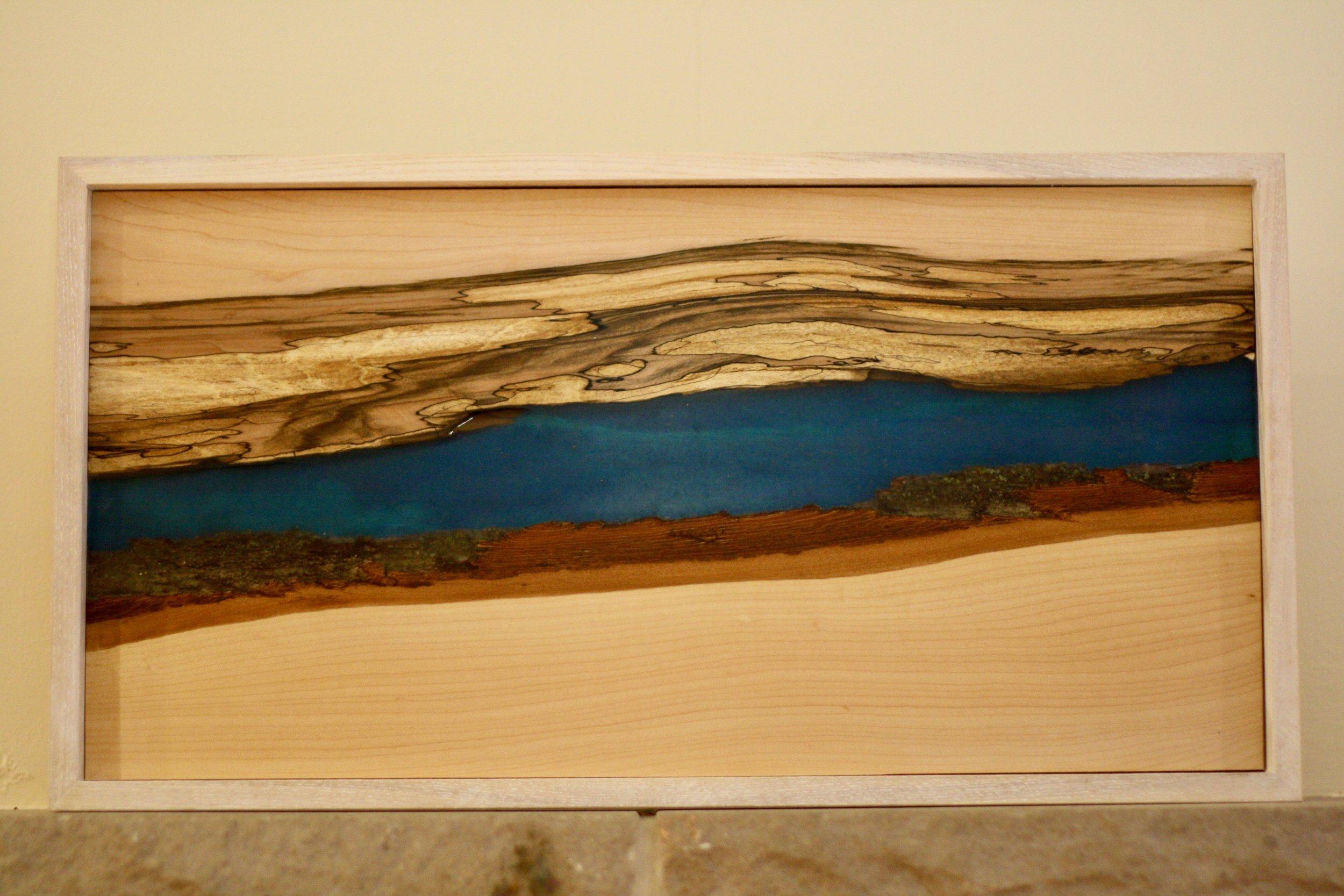 resin art series