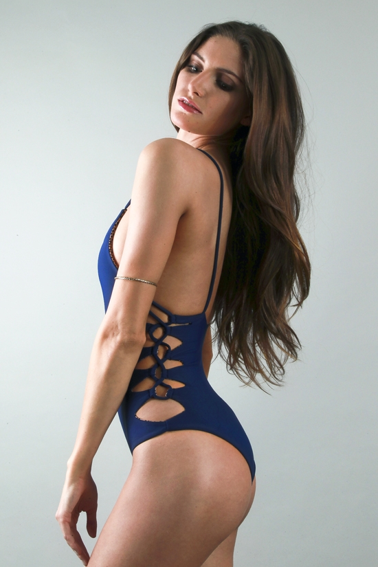 ACACIA SWIMWEAR Florence One Piece