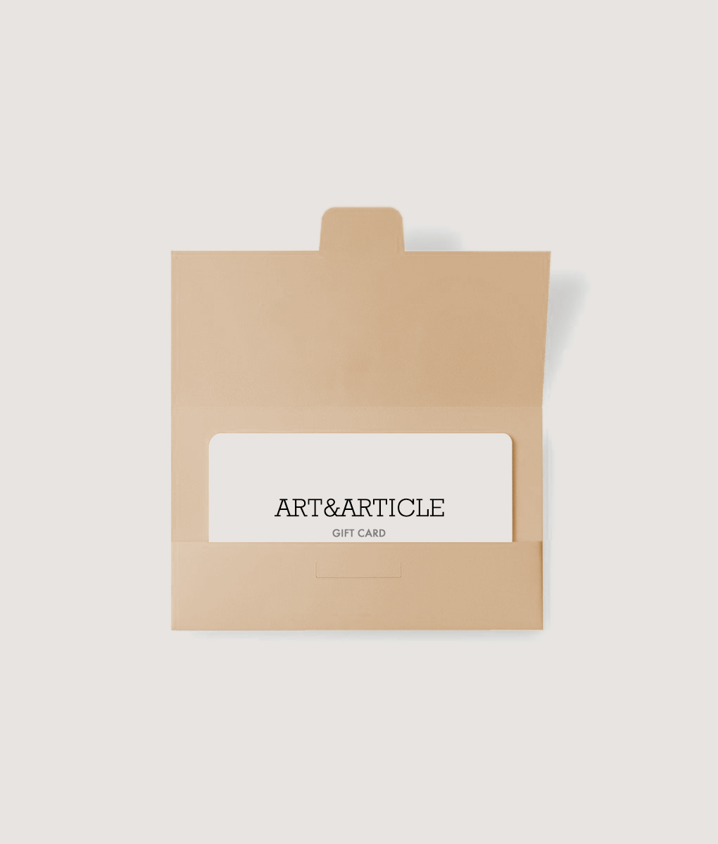 ART&ARTICLE GIFT CARD