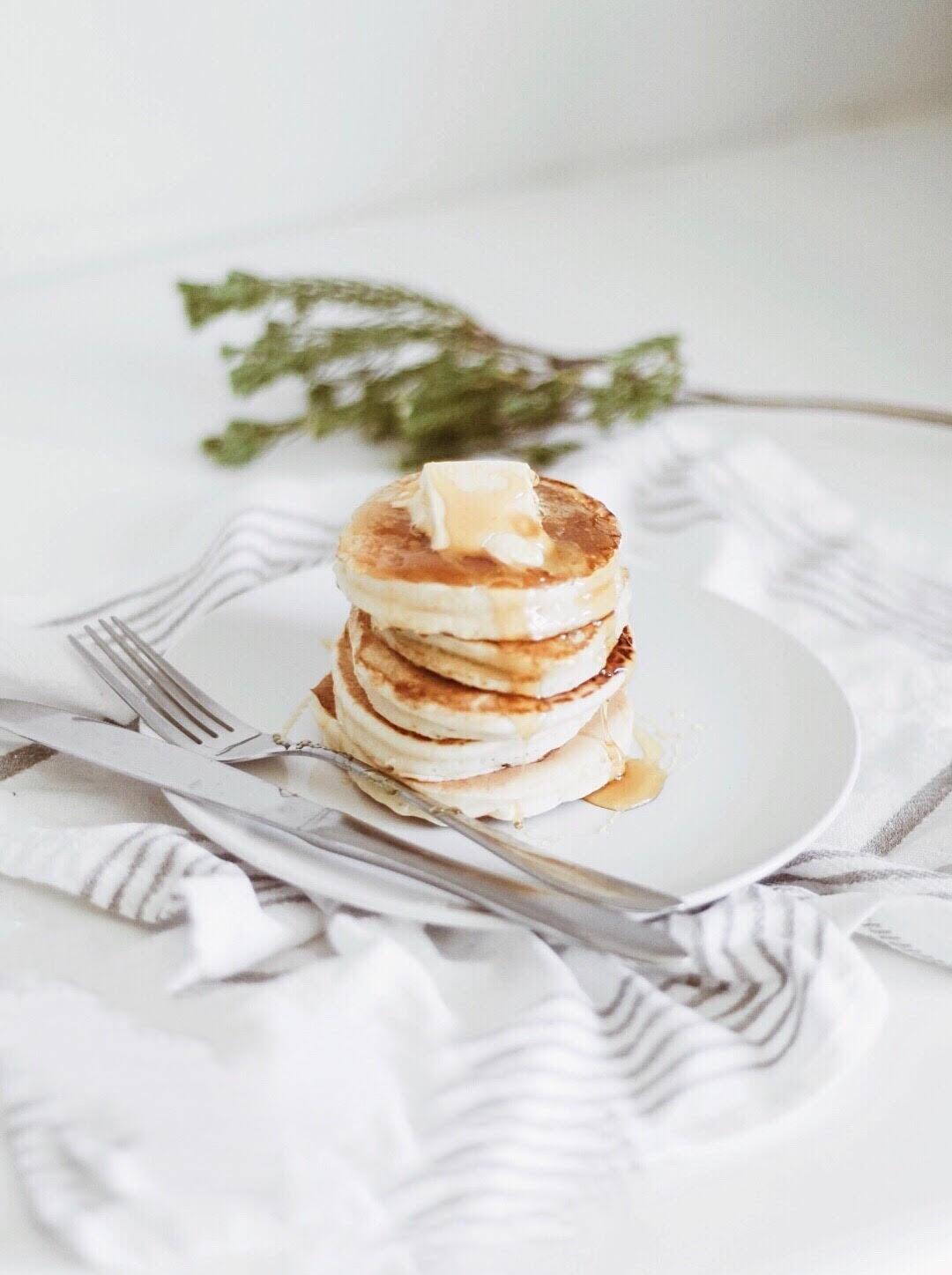A&A Soufflé Pancakes