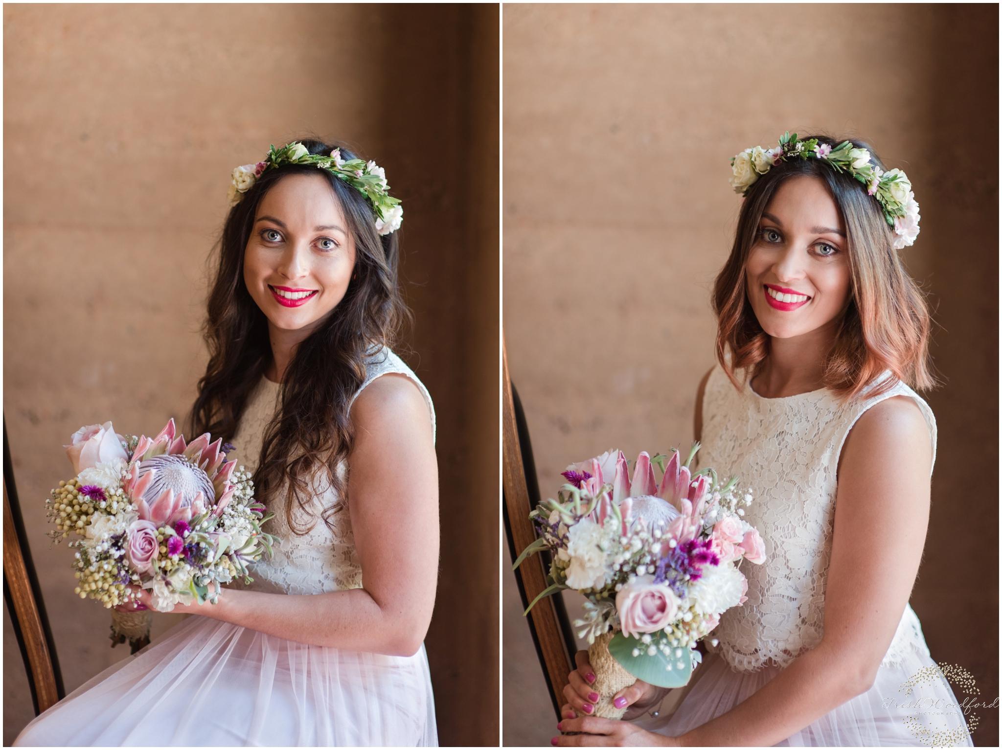 Bridesmaids Portraits Margaret River Wedding