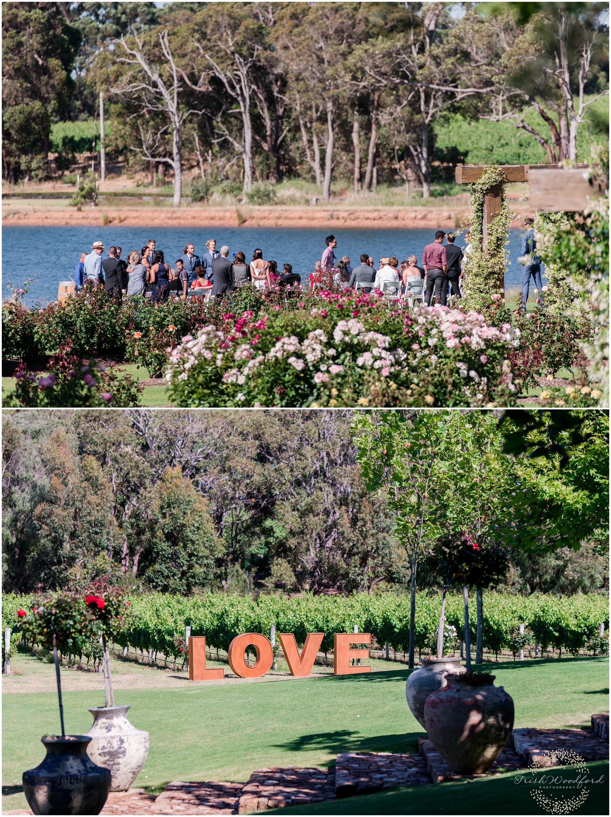Laurance Estate Wines Wedding Margaret River