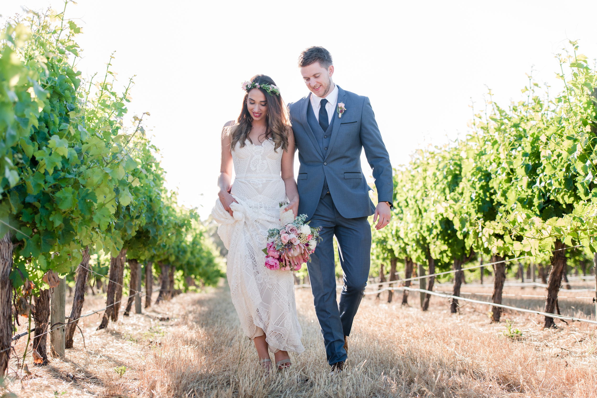 Laurance Estate Vineyard Wedding