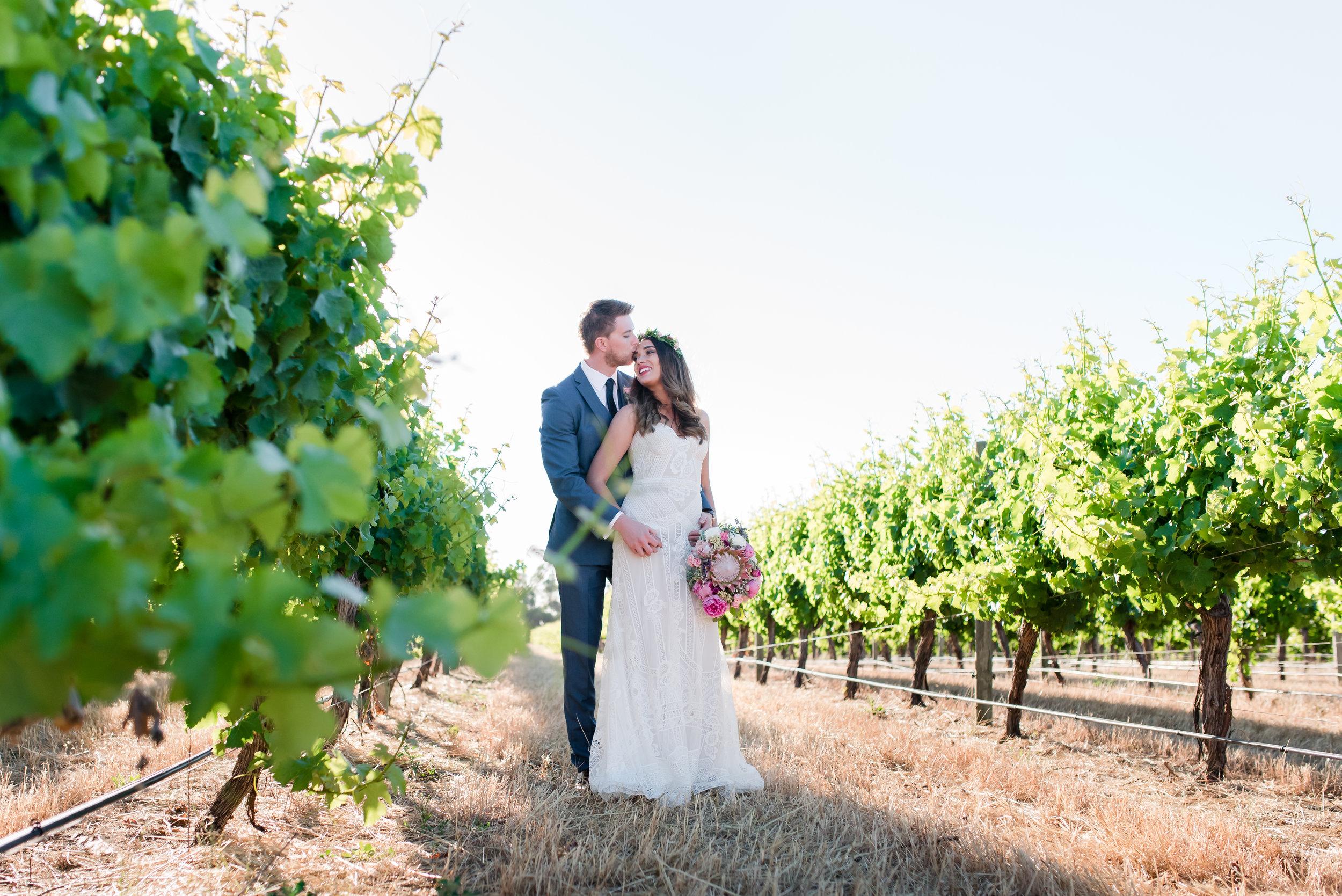 Laurance Estate Winery Wedding