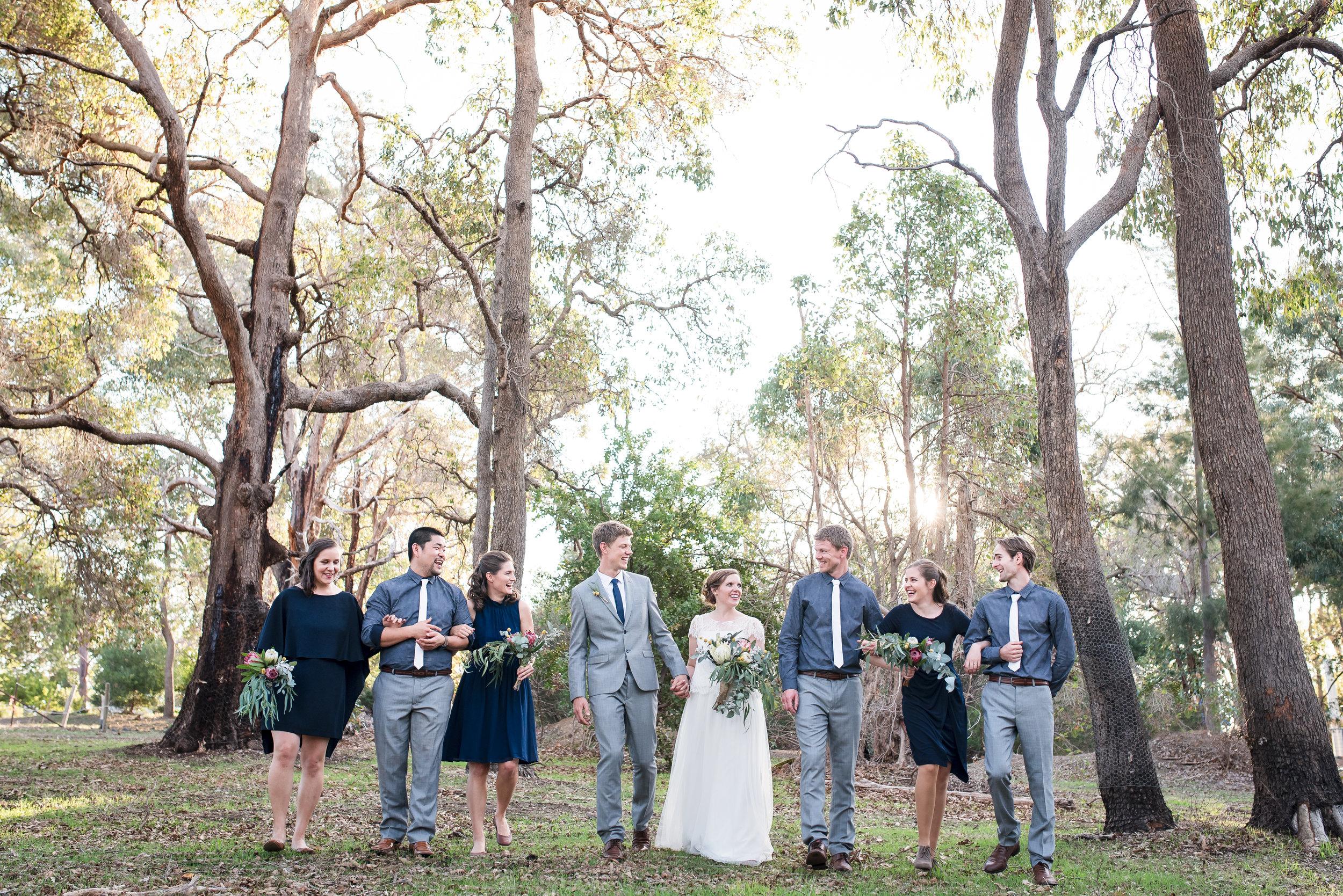 Fairbridge Village Bridal Party