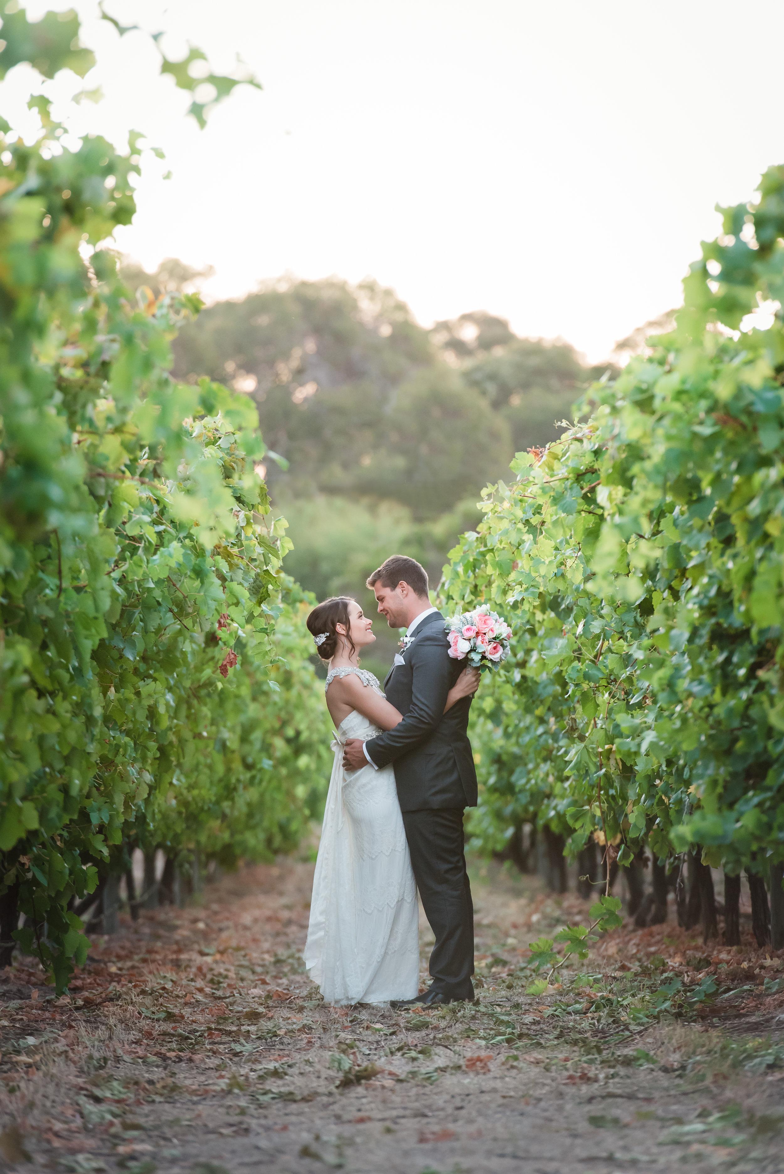 Wise Winery Wedding Photography