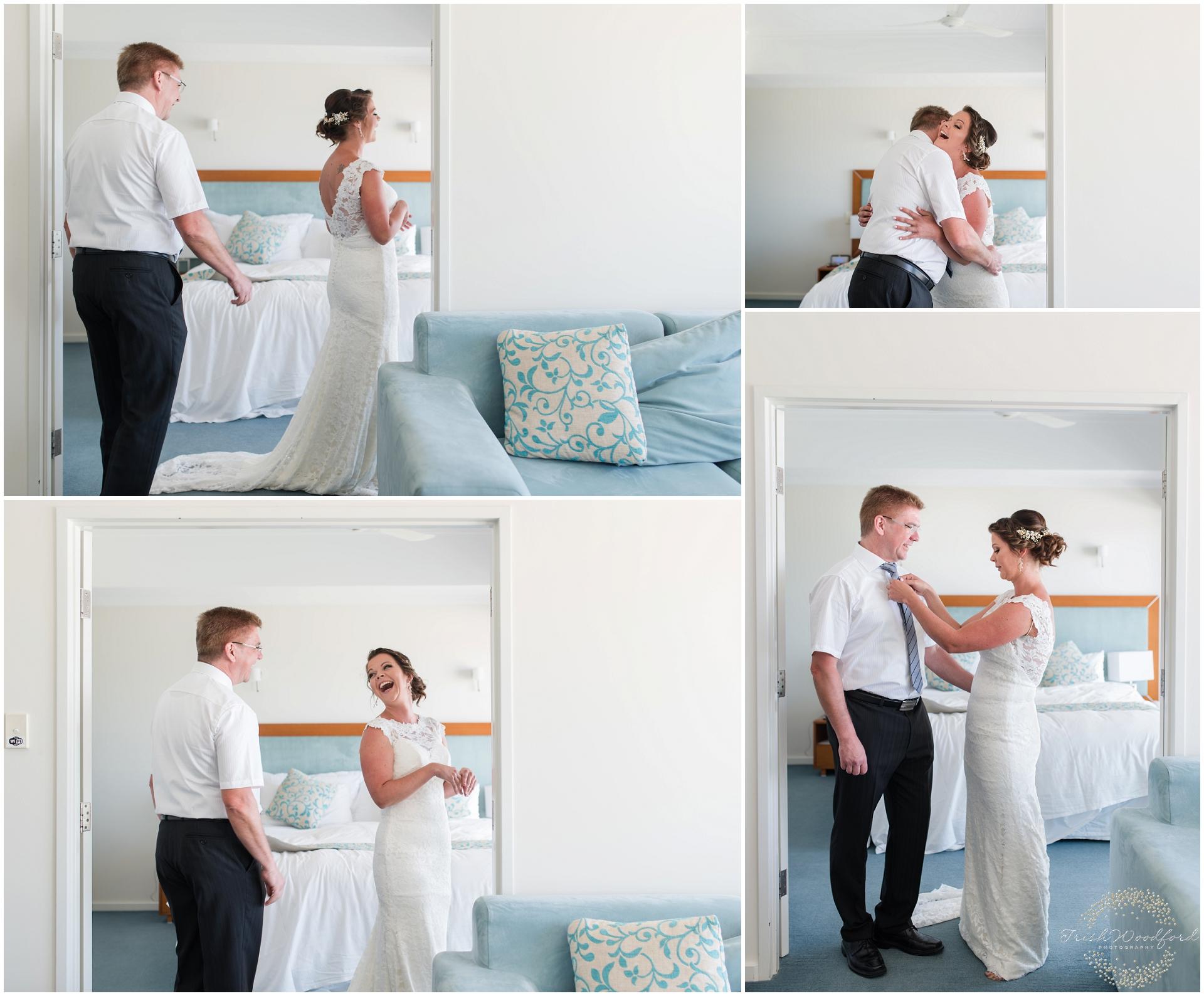 BrideandDadFirstLook