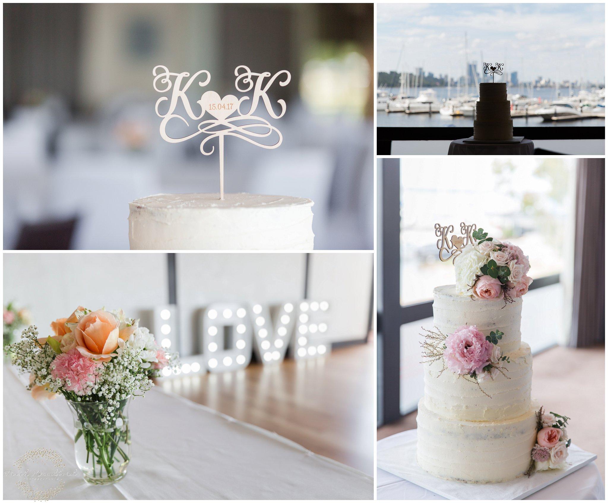 perth wedding details