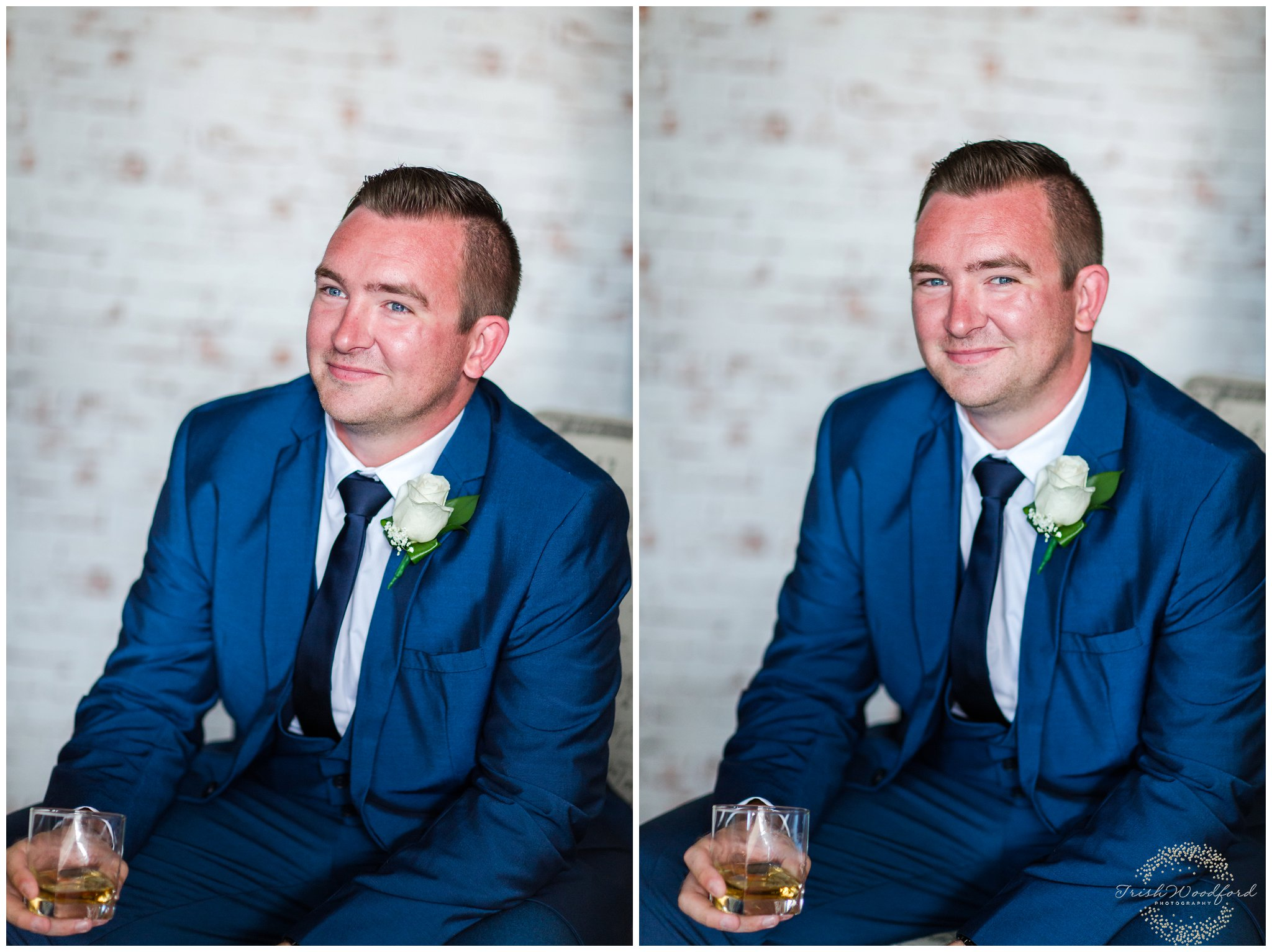 perth groom portrait