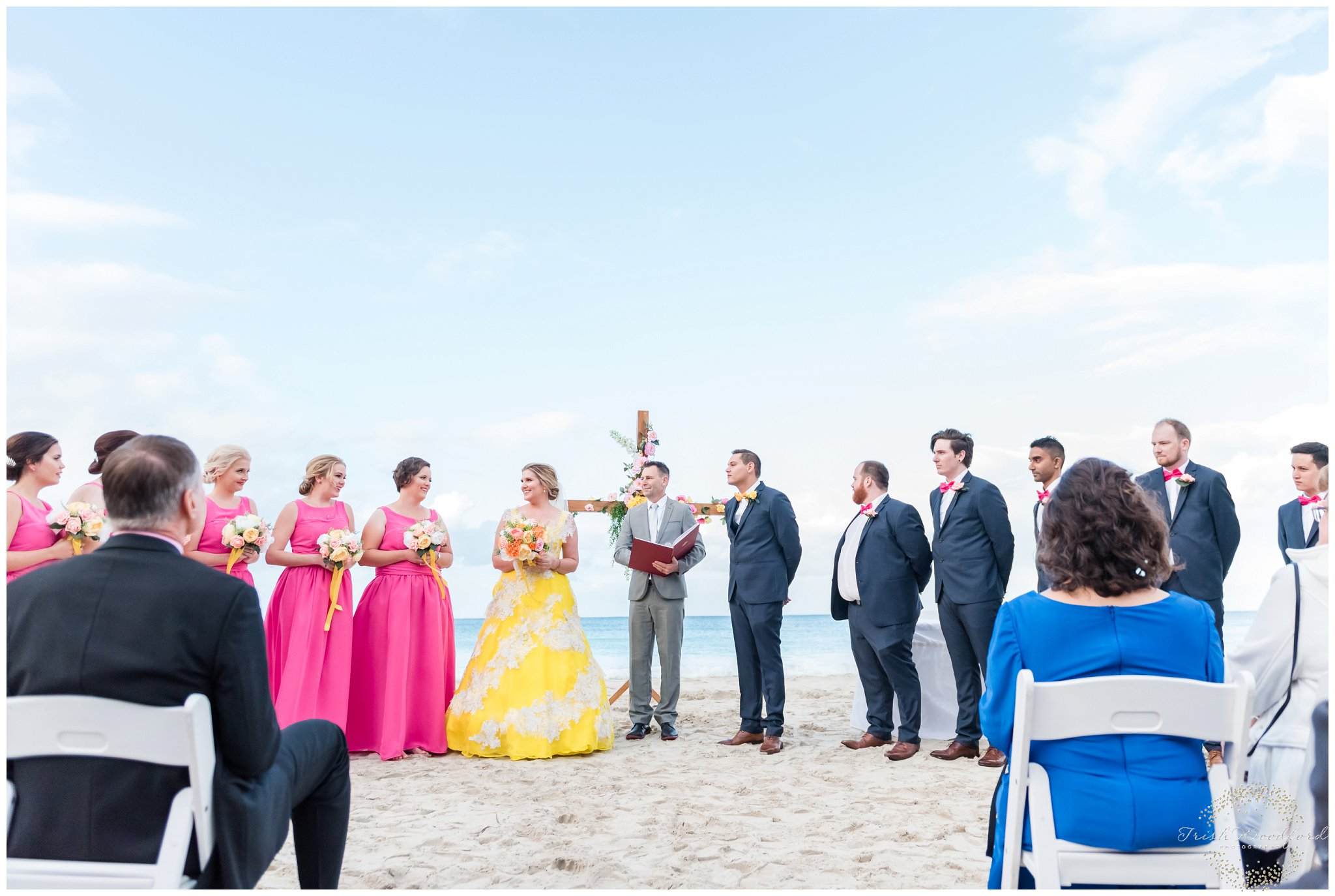 meelup beach southwest wedding