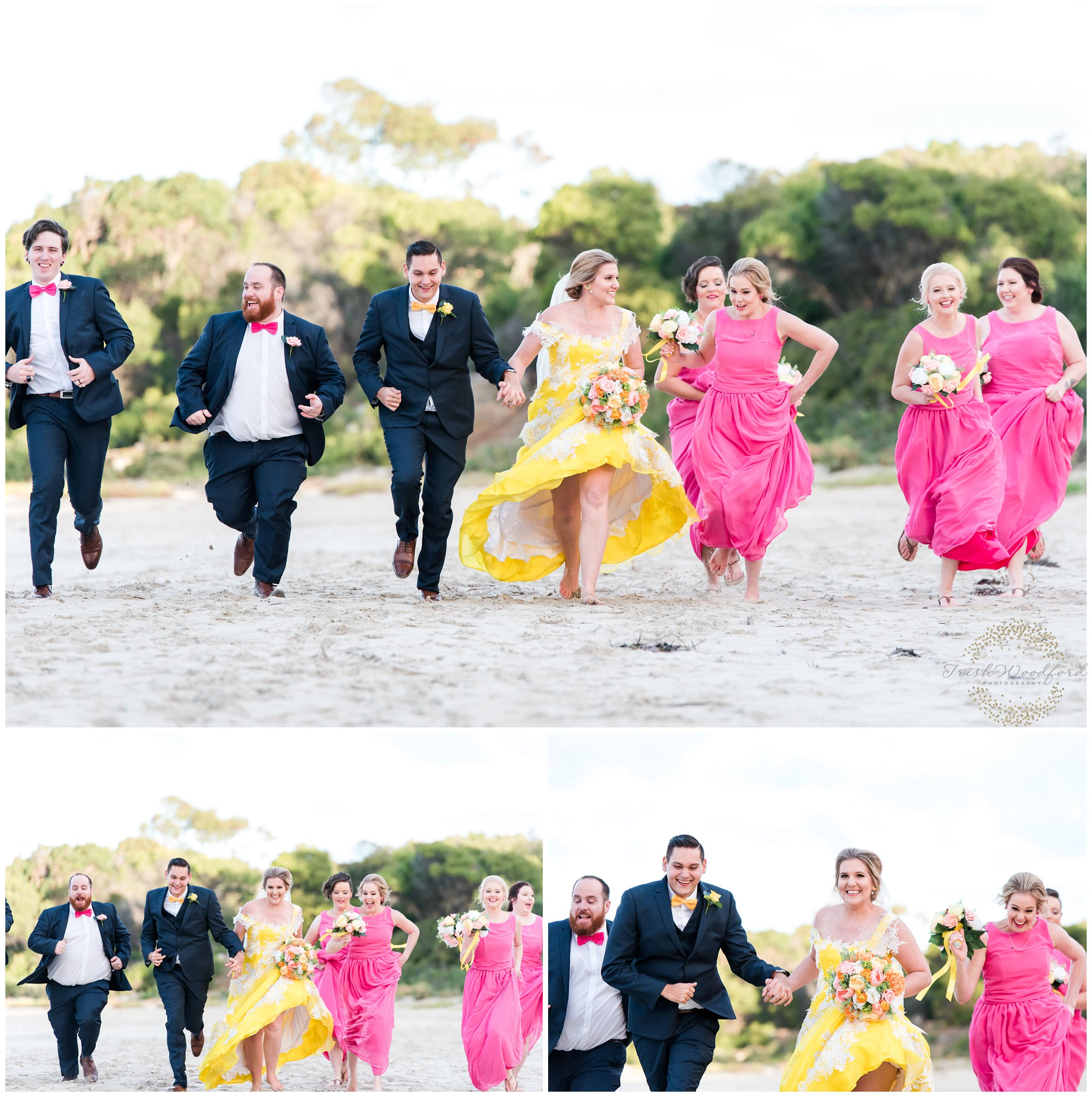 meelup beach wedding dunsborough