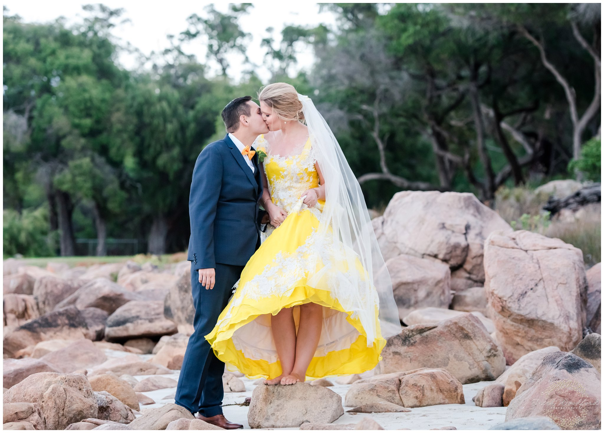meelup beach wedding