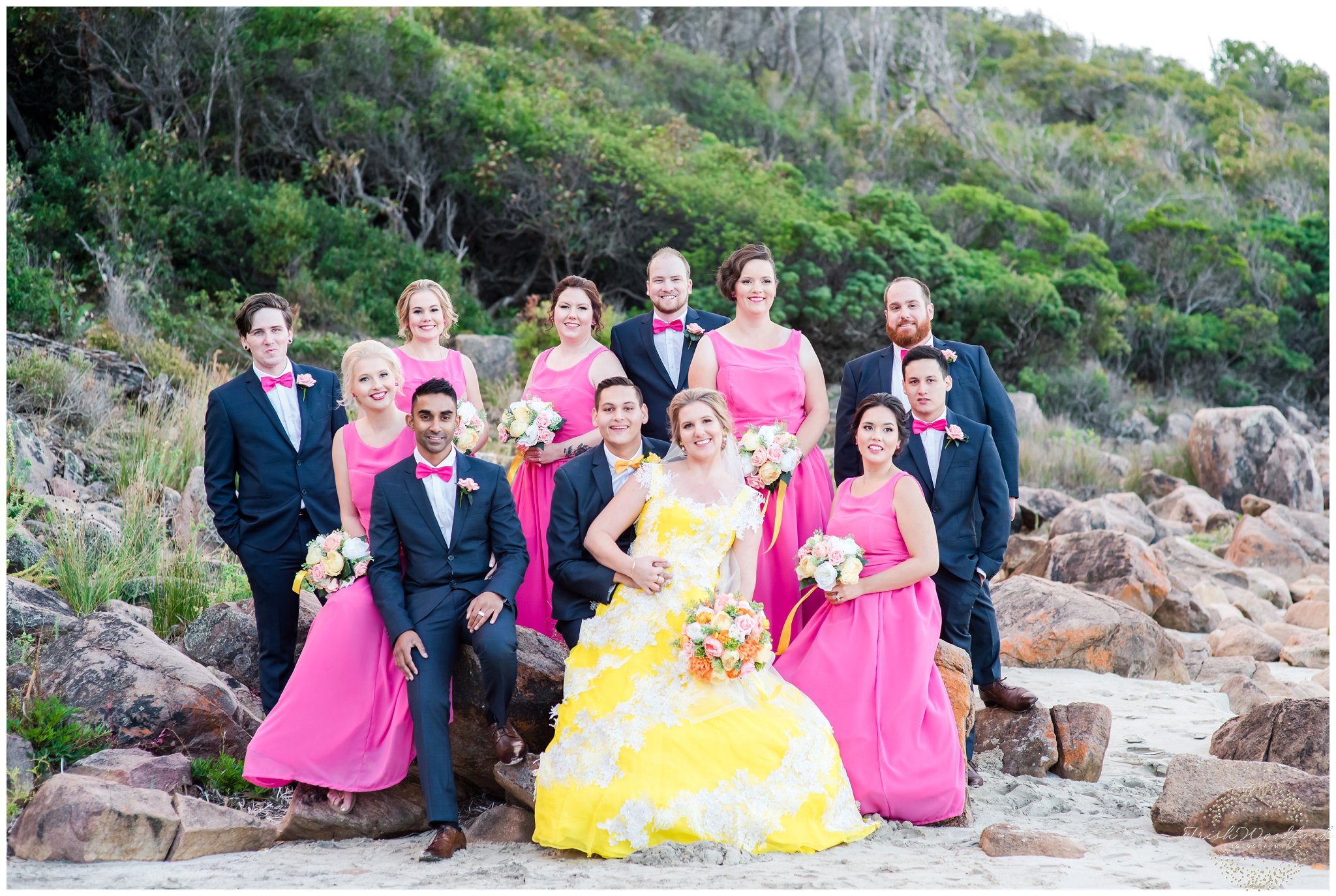 meelup beach wedding