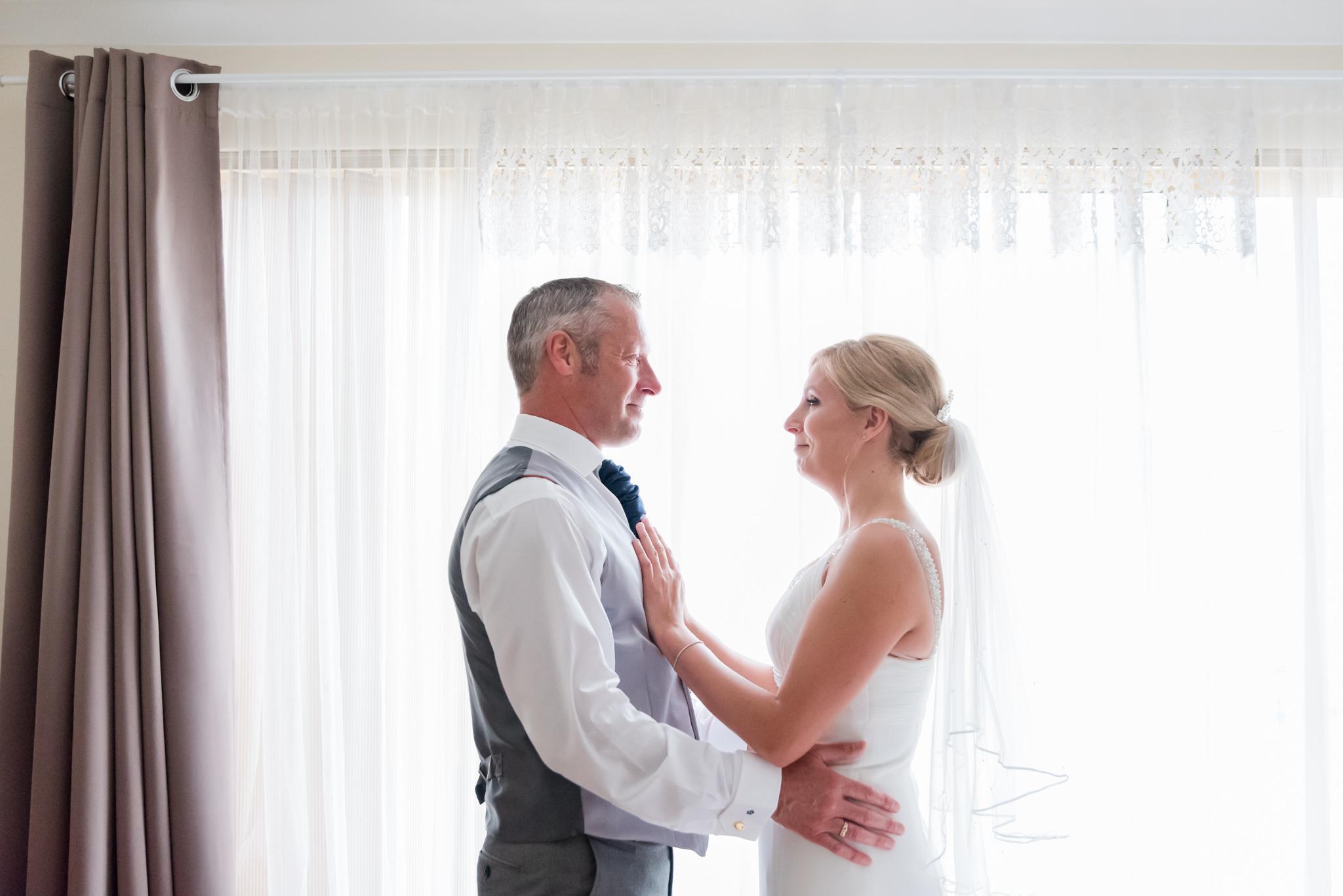 Bride & Dad Perth Wedding