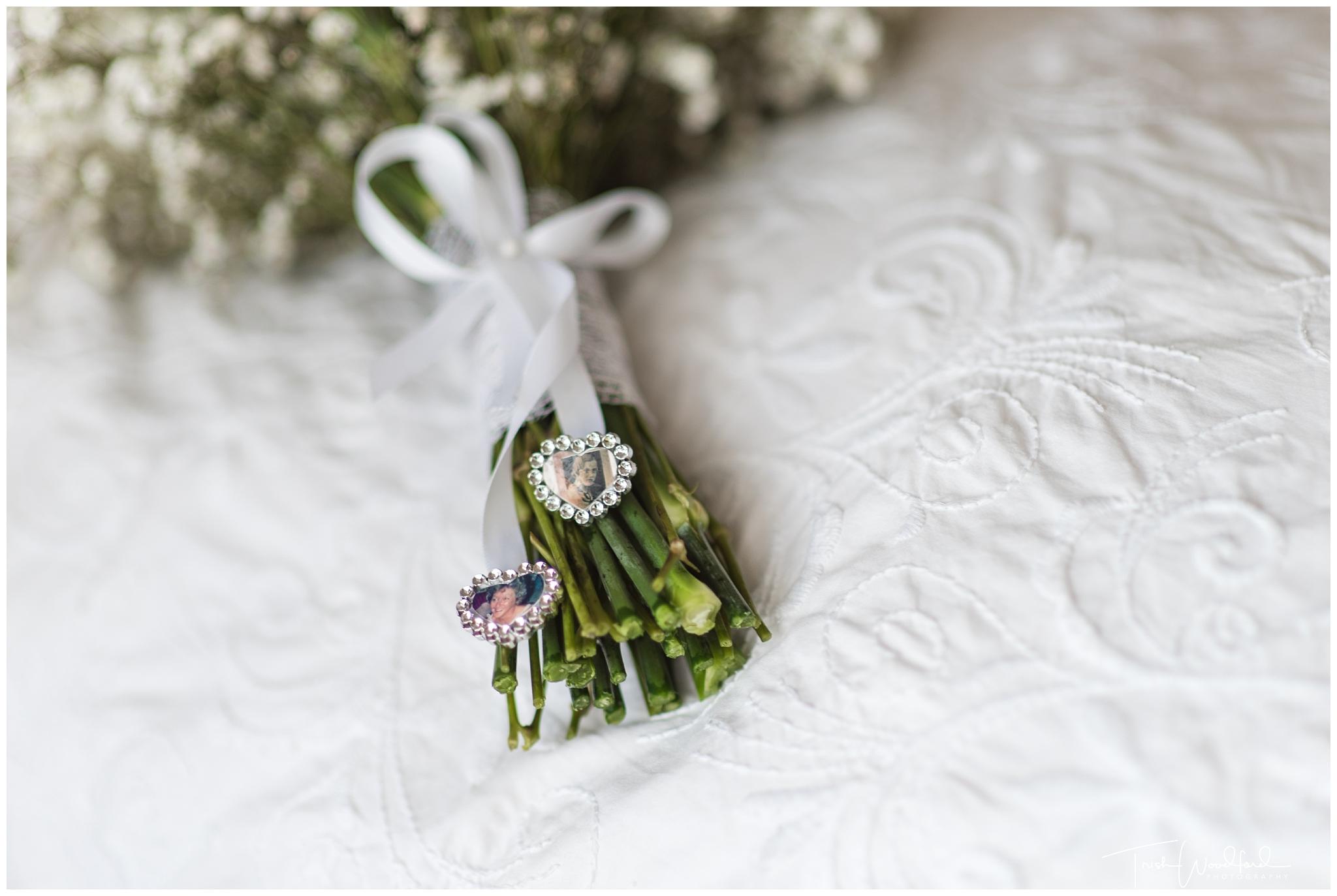 Perth Wedding Details Memorial Charms