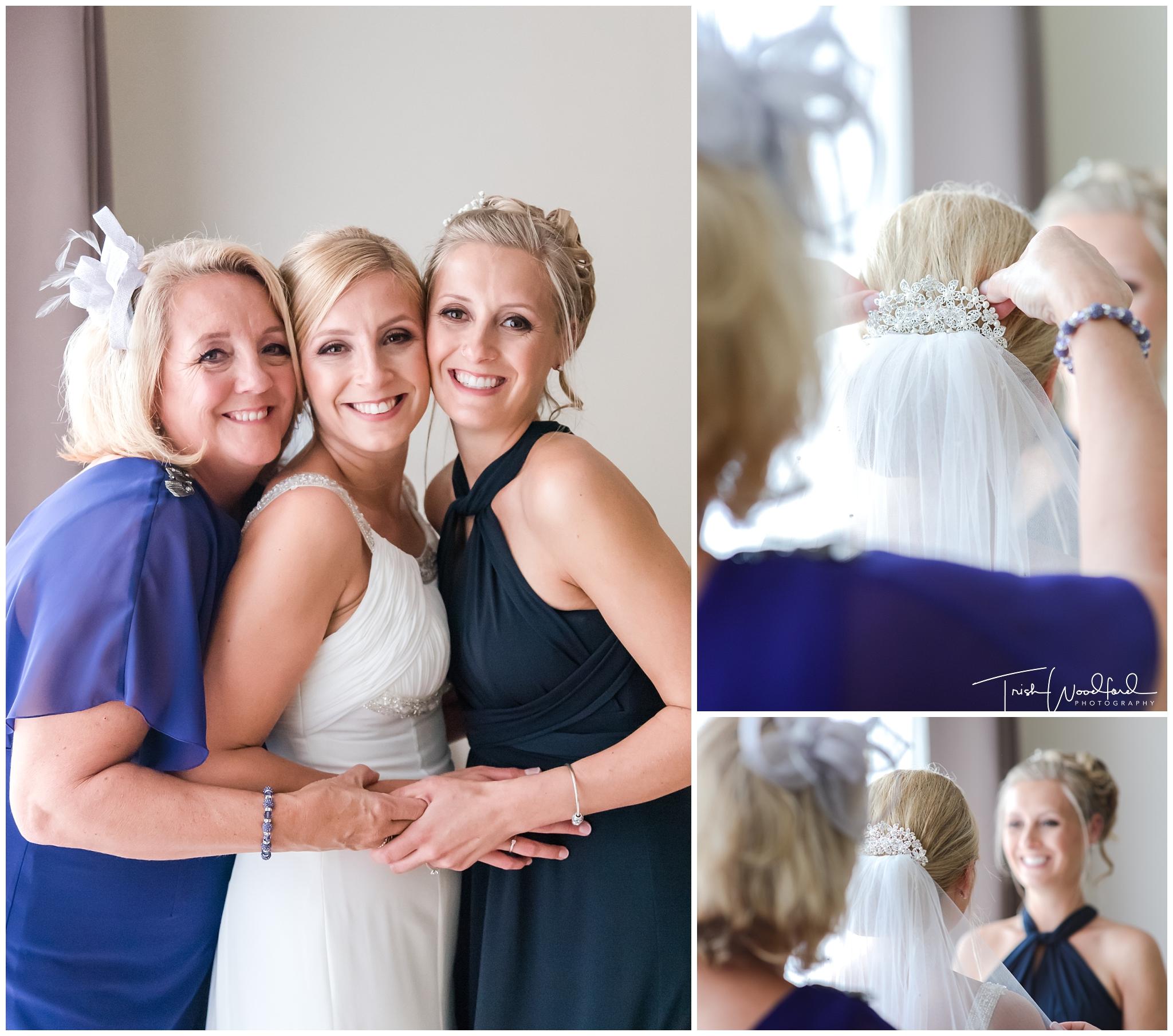 Perth Wedding Bride Getting Ready