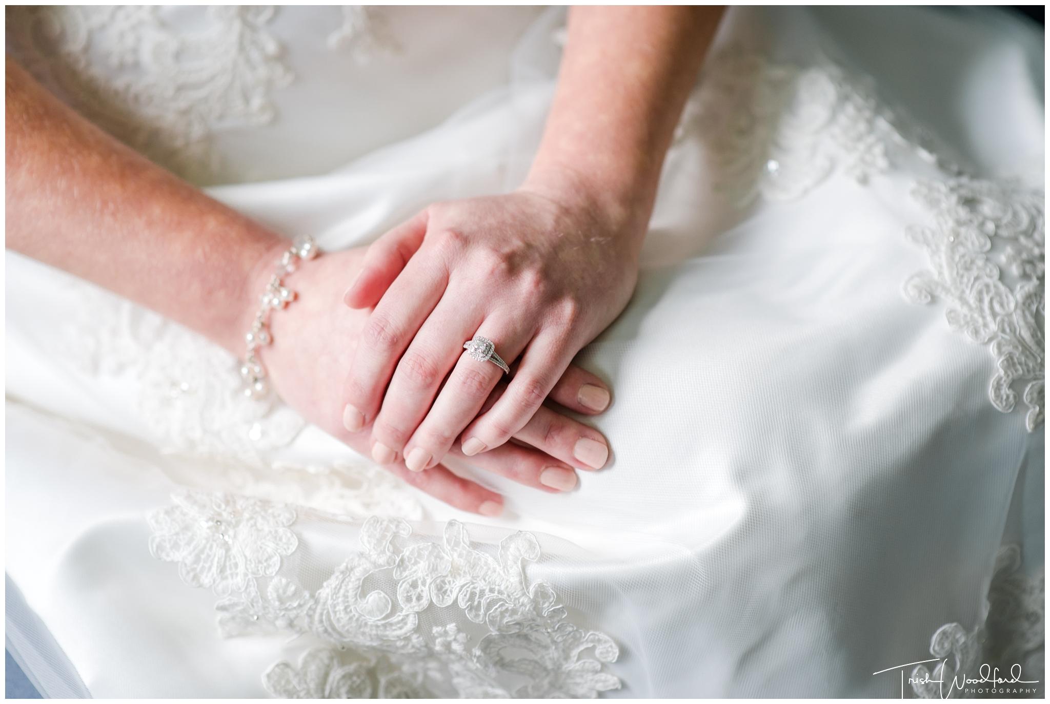 Peel Manor House Wedding Bride