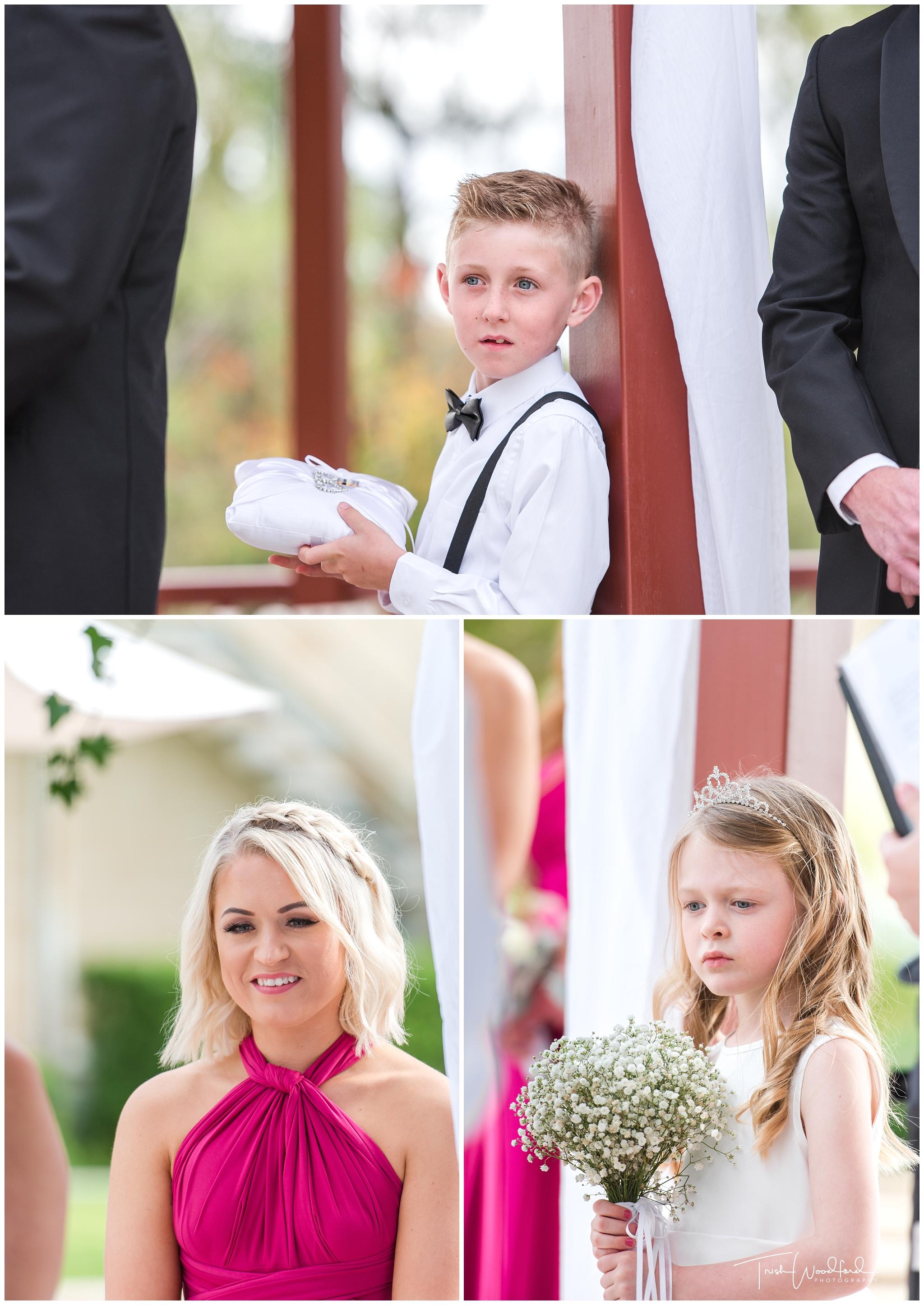 Peel Manor House Mandurah Wedding Ceremony