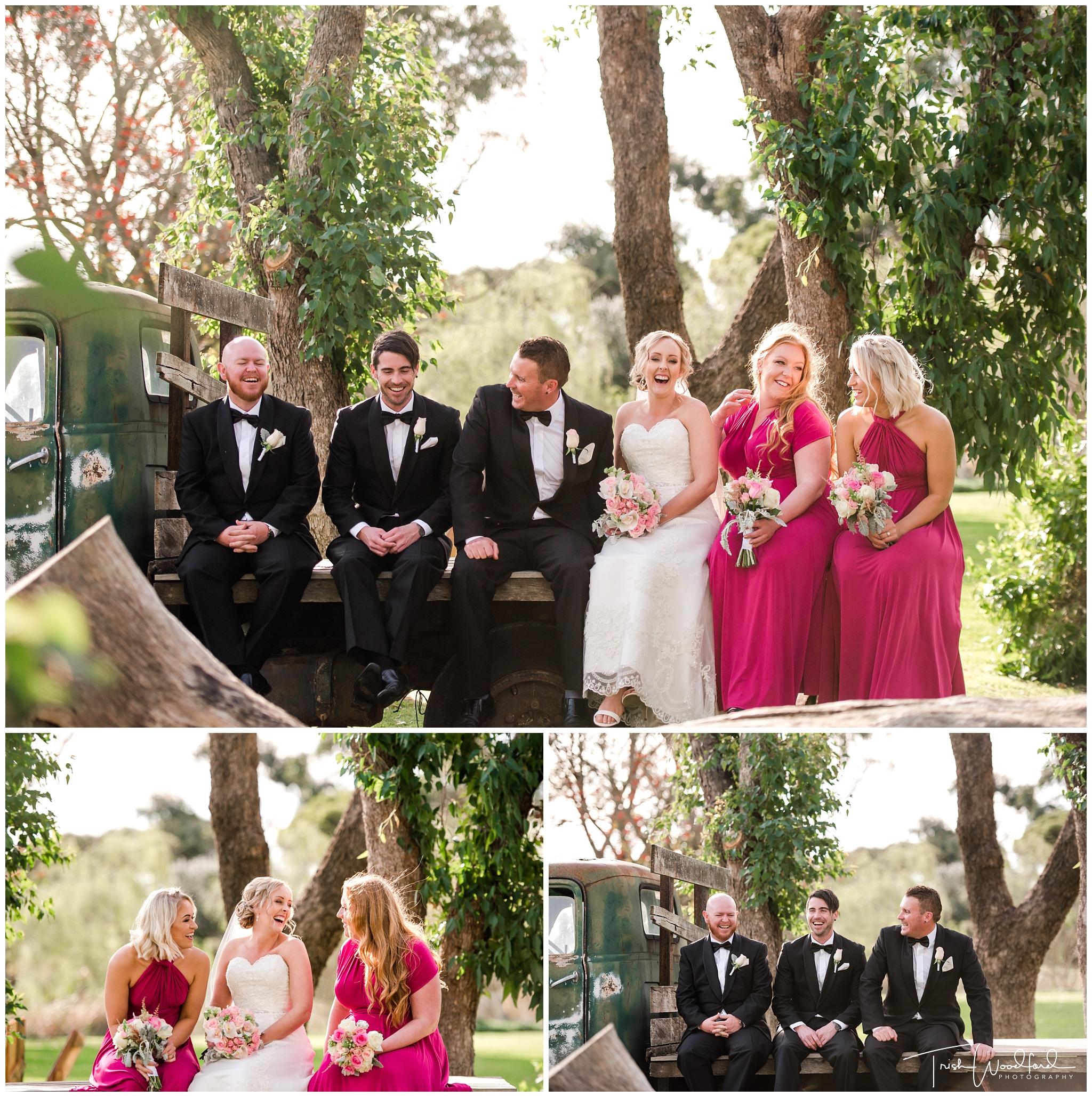 Peel Manor House Mandurah Bridal Party