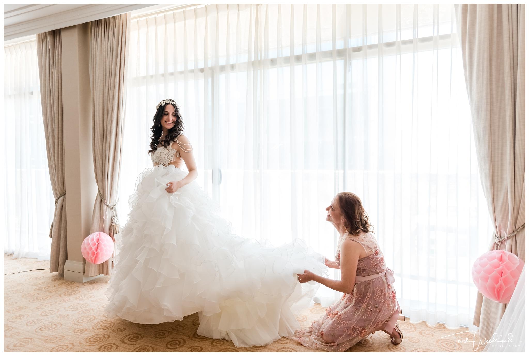 Perth Bride Getting Ready