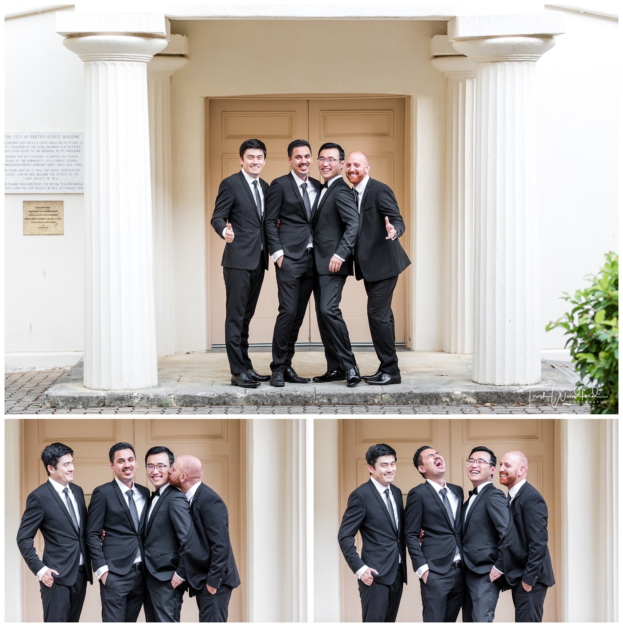 Stirling Gardens Perth Wedding Photos