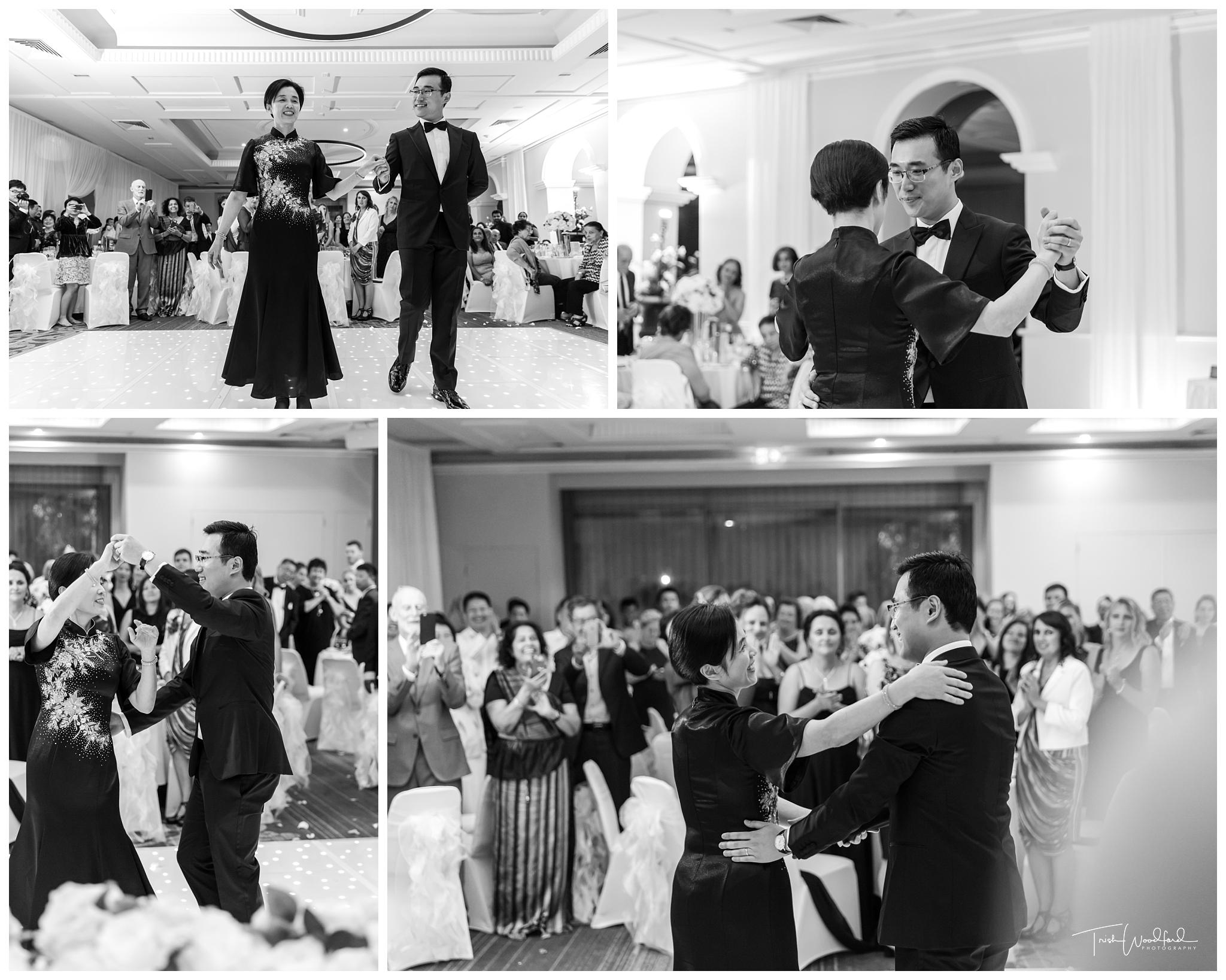 Parmelia Hilton Perth Wedding Reception