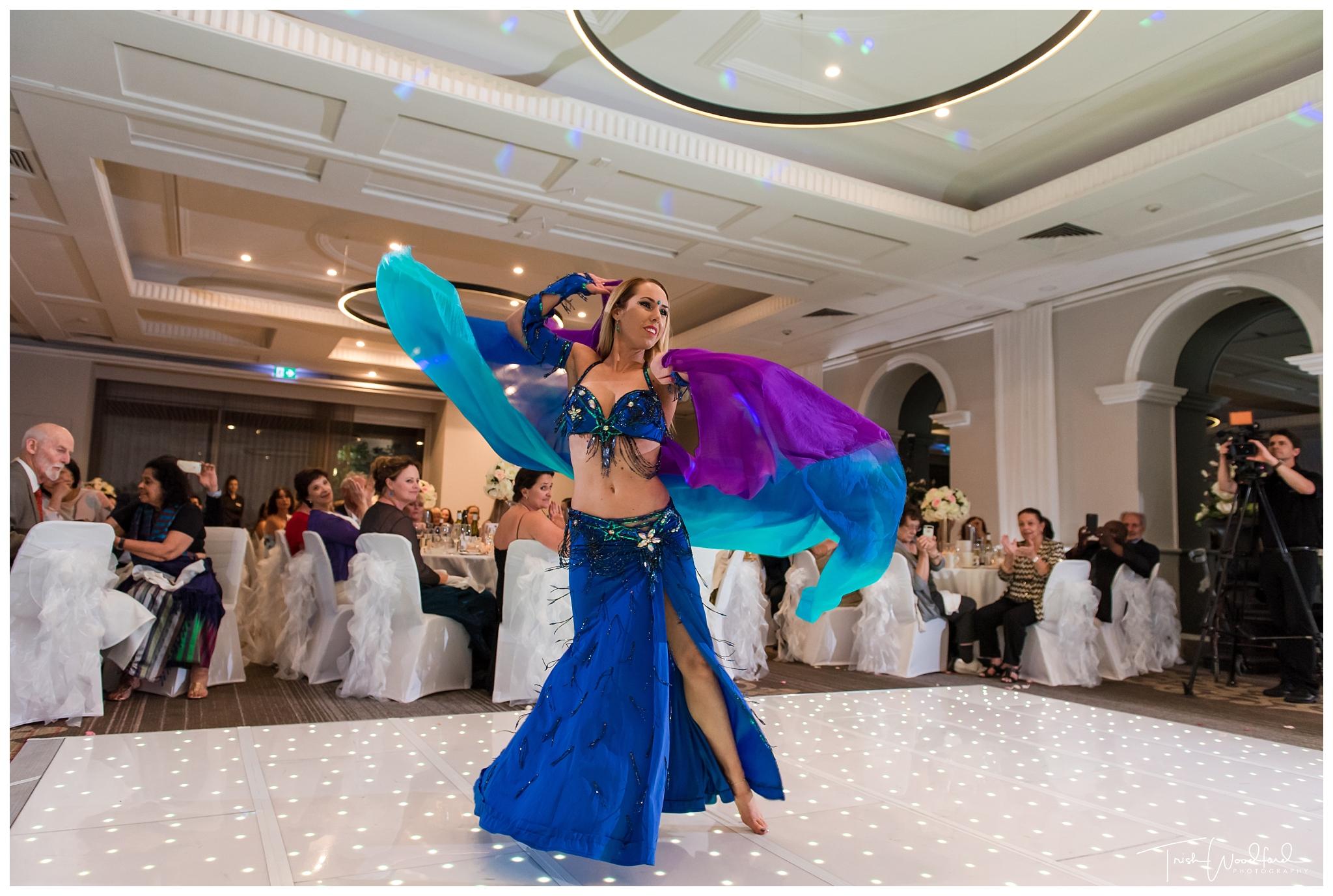 Perth Wedding Belly Dancer