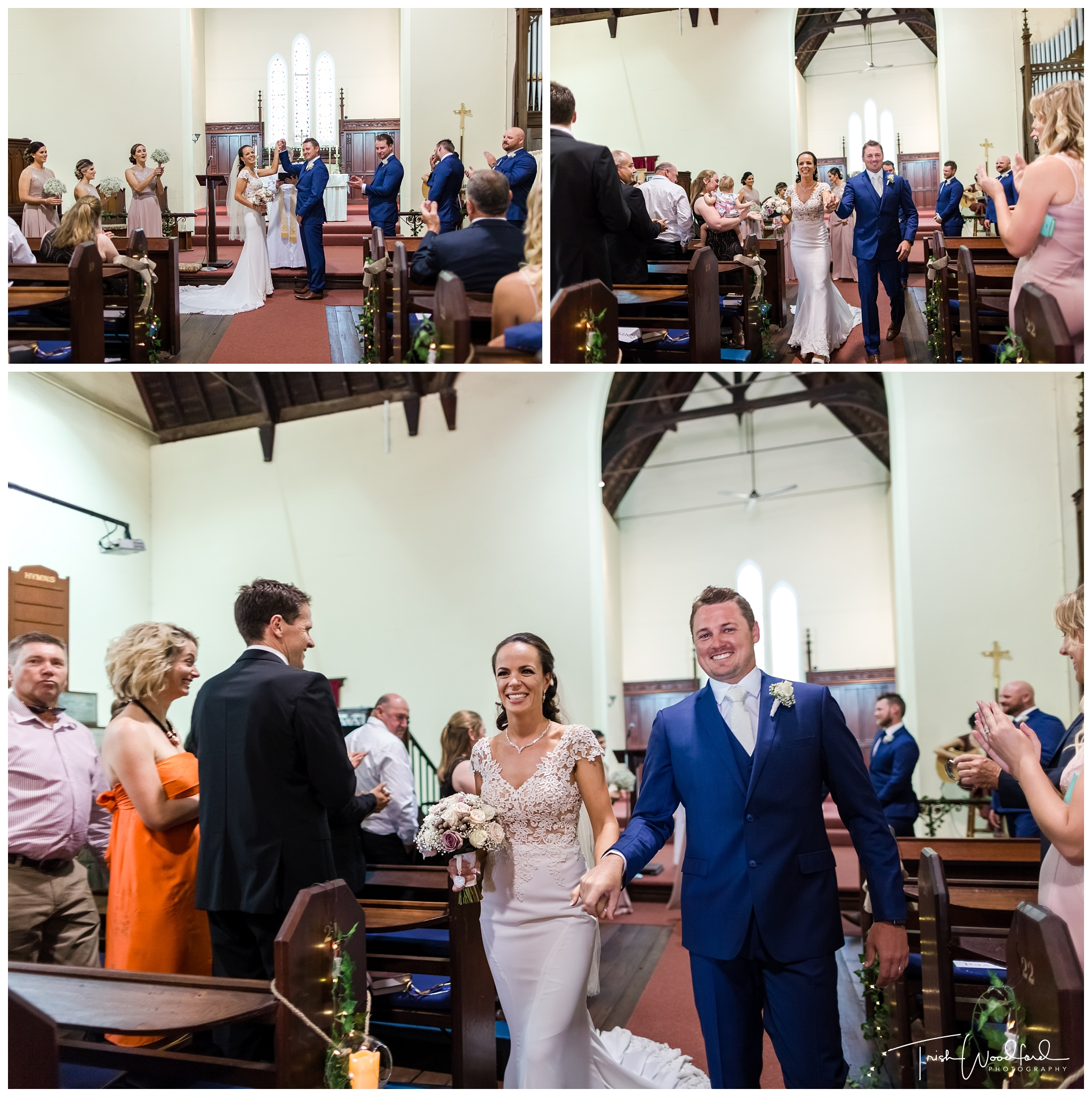 Swan Valley Wedding Ceremony