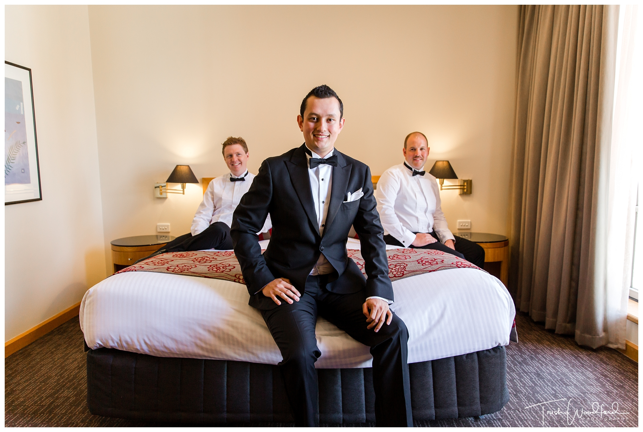 Groom & Groomsmen Perth Wedding