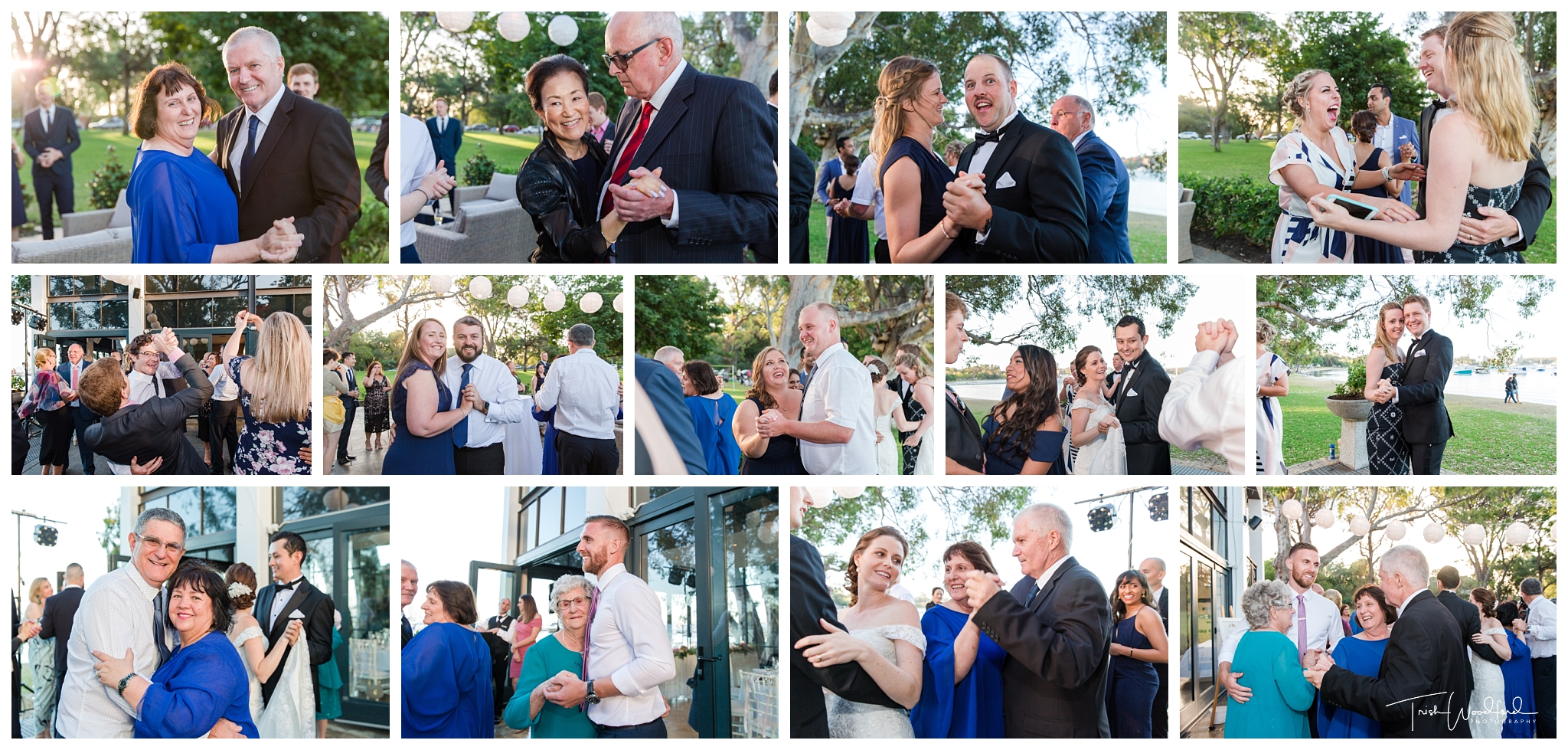 Matilda Bay Wedding Reception
