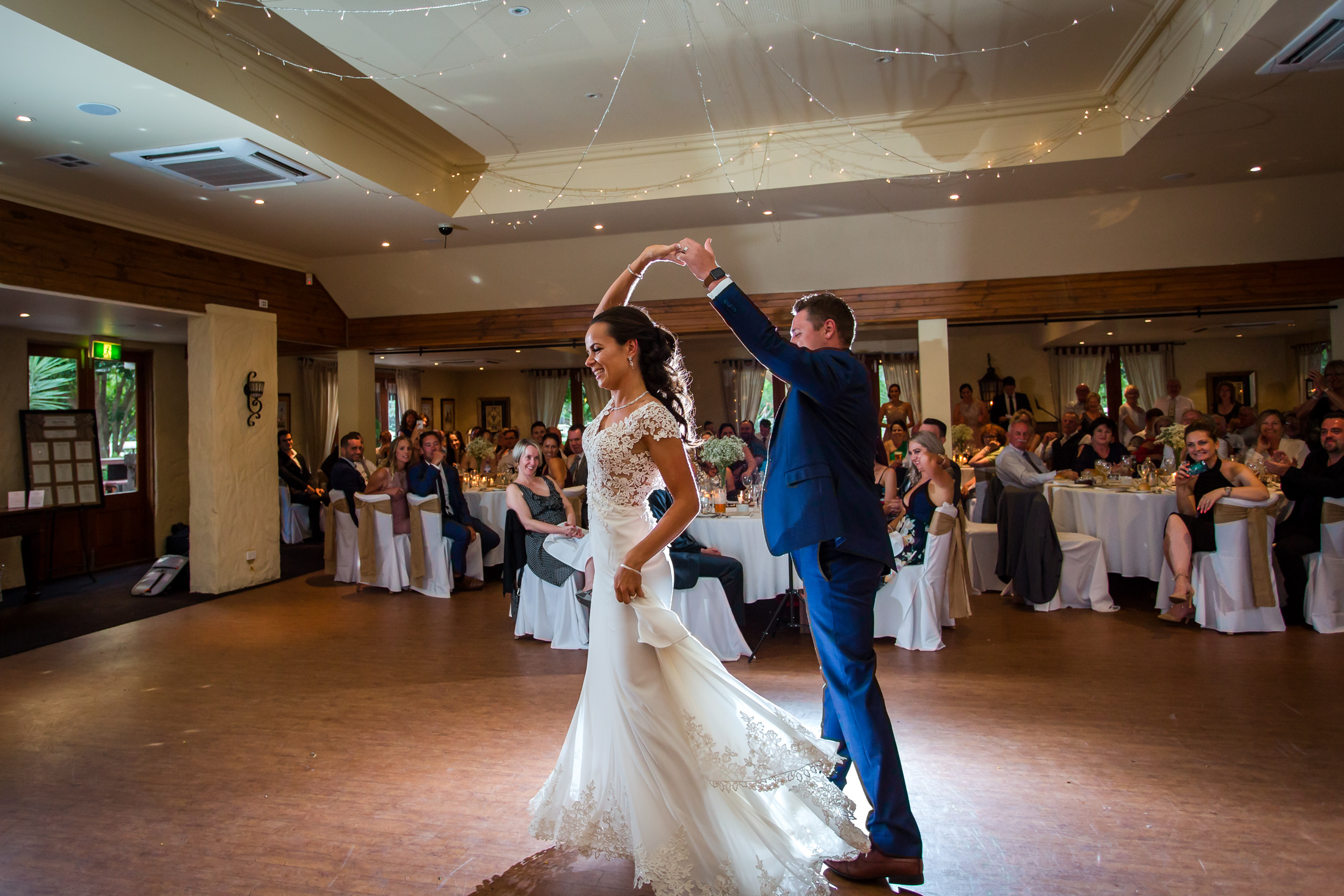 Bridal Dance Brookleigh Estate Reception