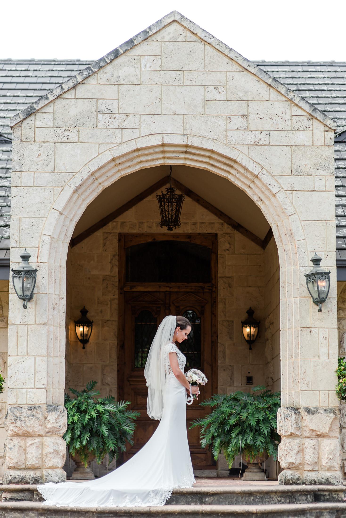 Bridal Portrait Brookleigh Estate
