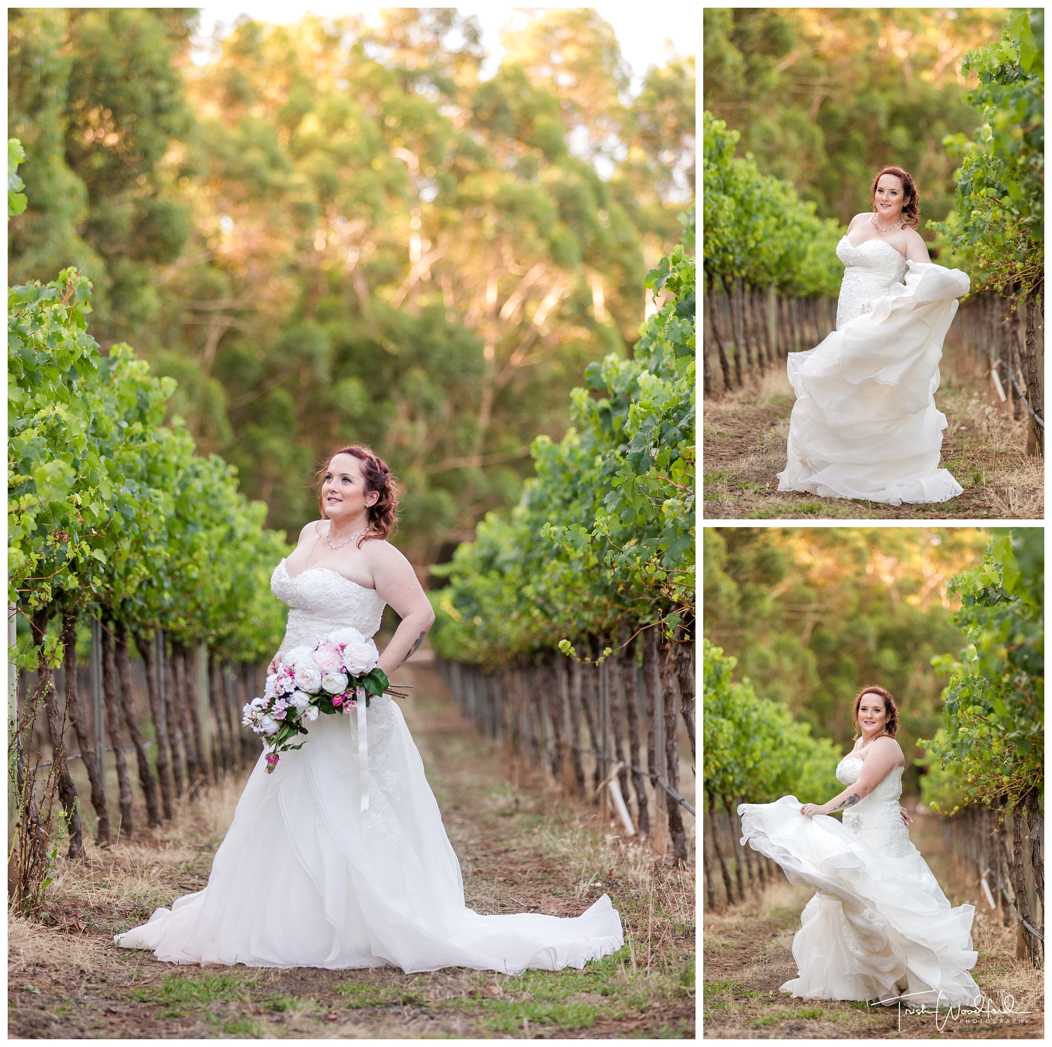 Wedding Millbrook Winery Bride