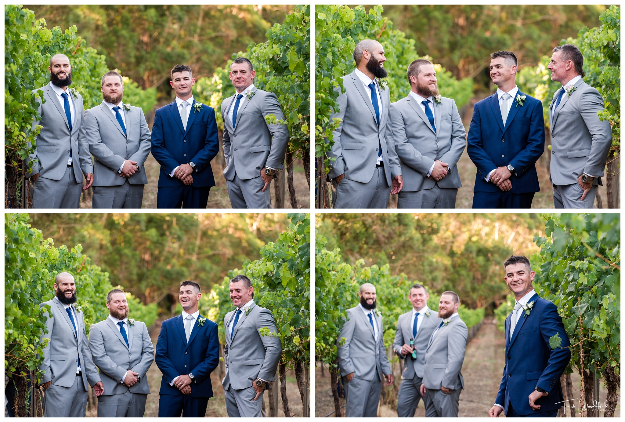 Millbrook Winery Groom & Groomsmen