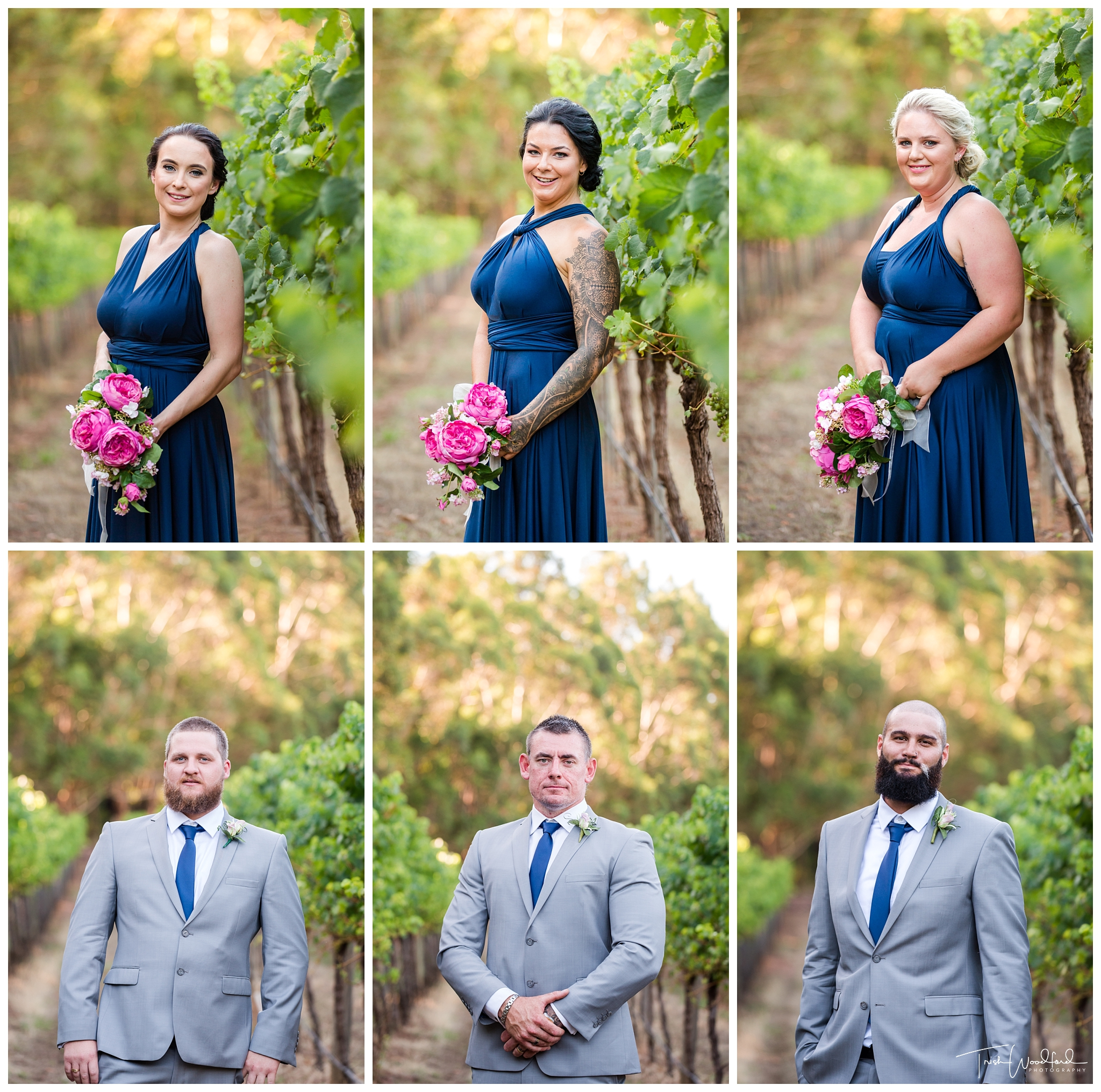 Millbrook Winery Bridal Party