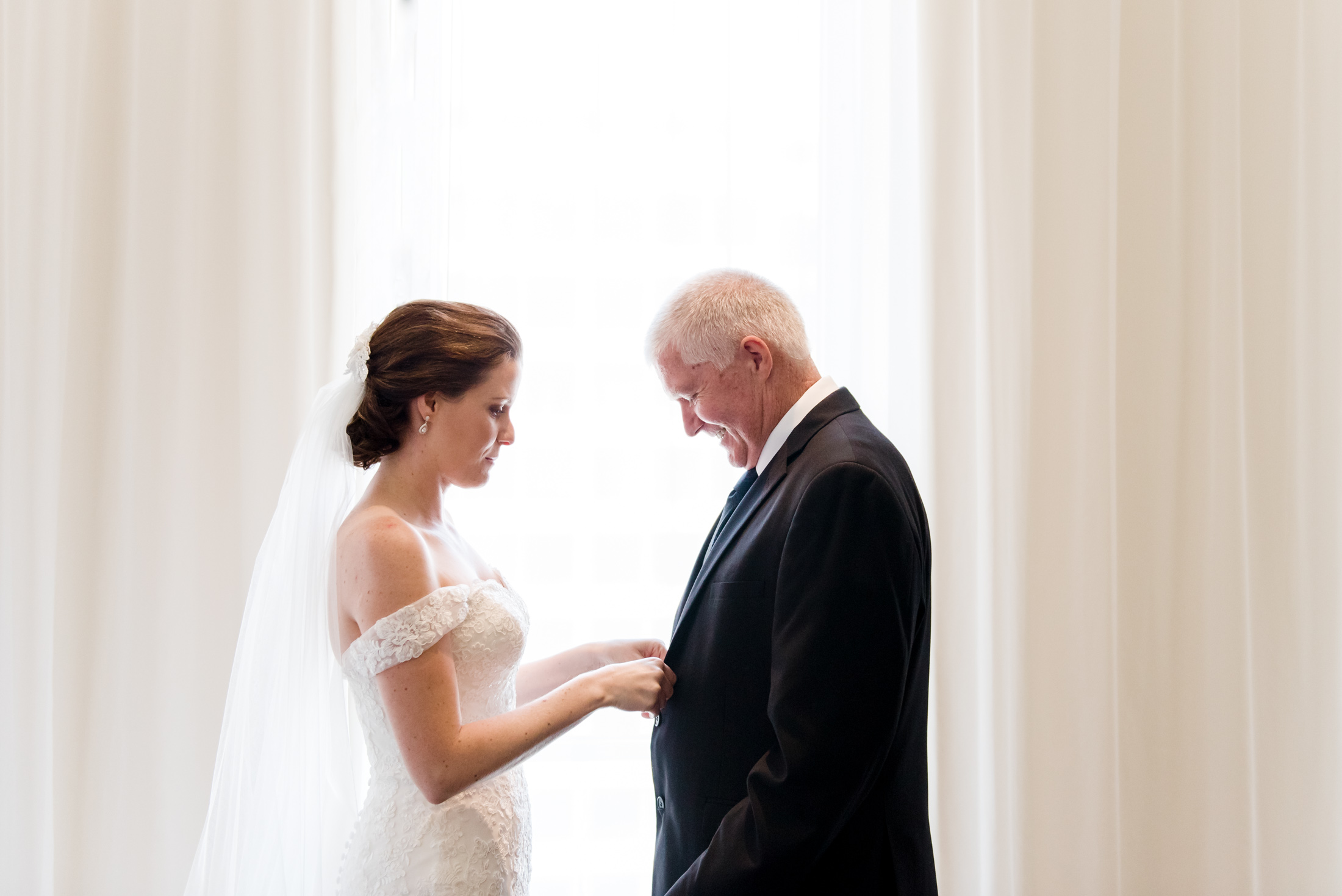Bride and Dad Perth Wedding