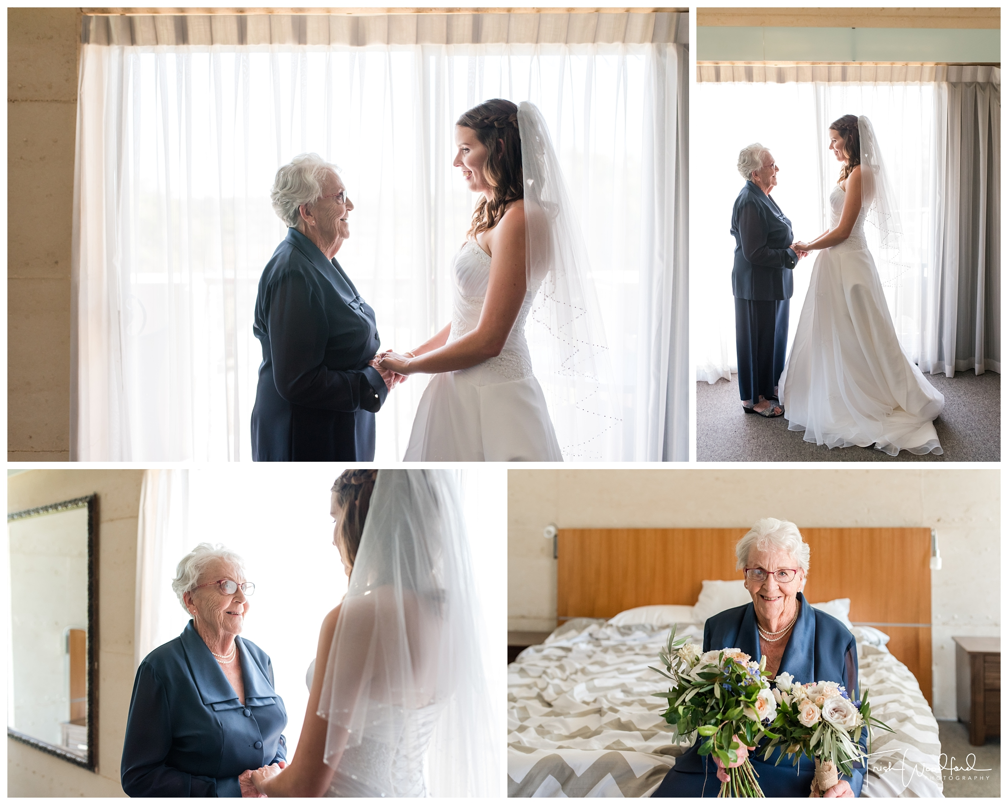 Yanchep Wedding Bride & Nana