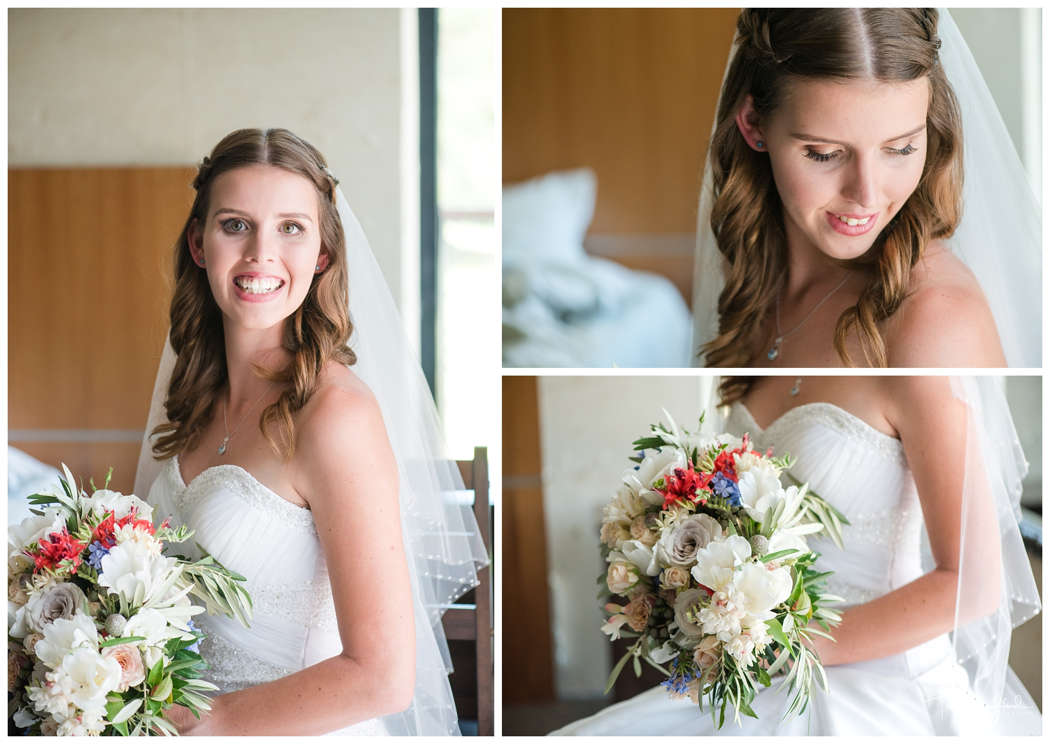 Yanchep Wedding Bride Portrait