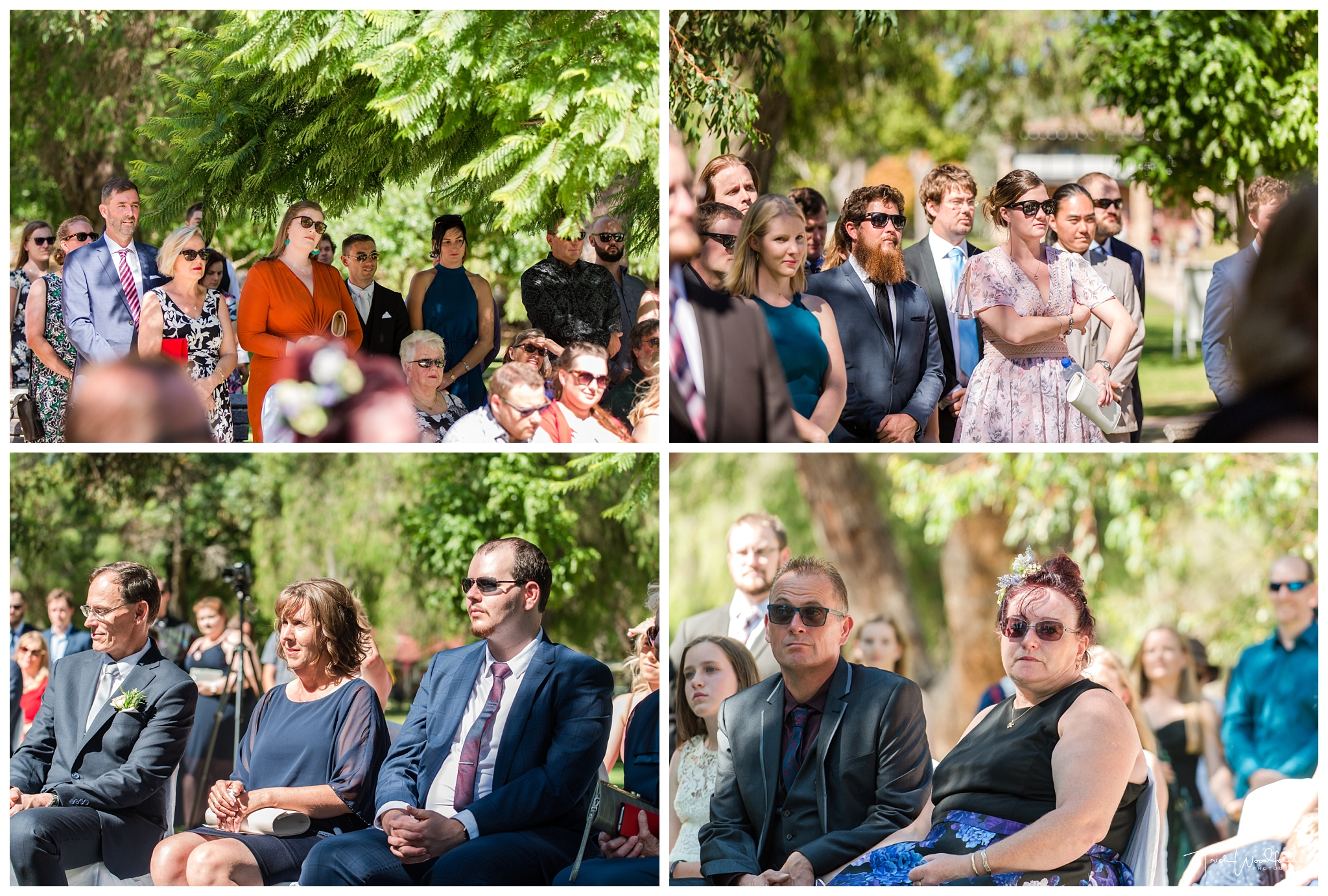 Yanchep Wedding Ceremony