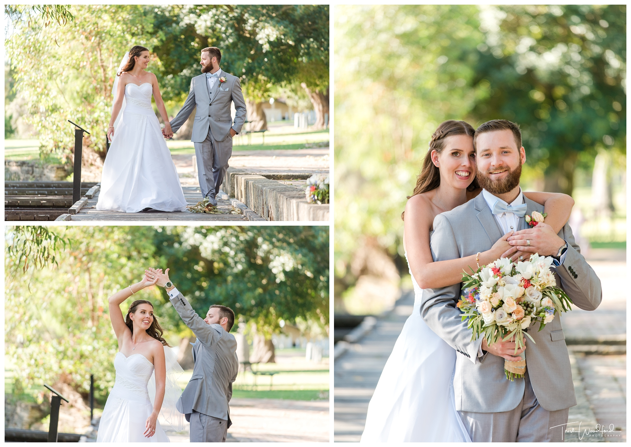 Yanchep Wedding Bride & Groom Portraits