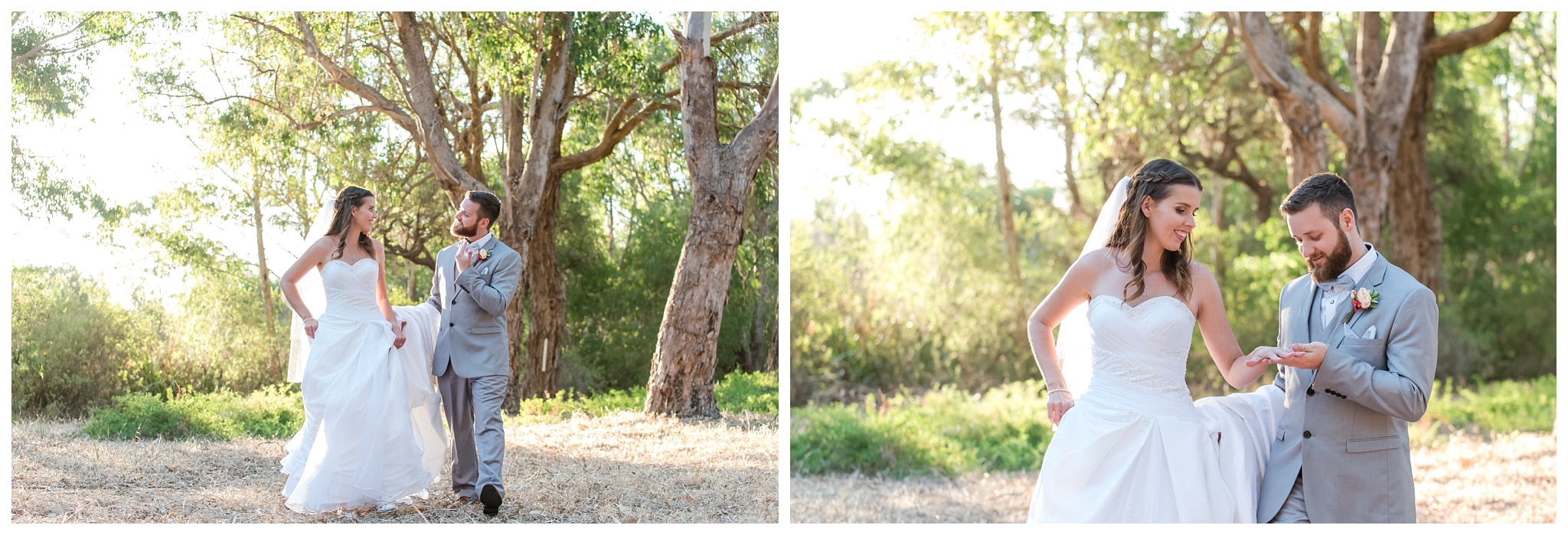 Yanchep Wedding Bride & Groom