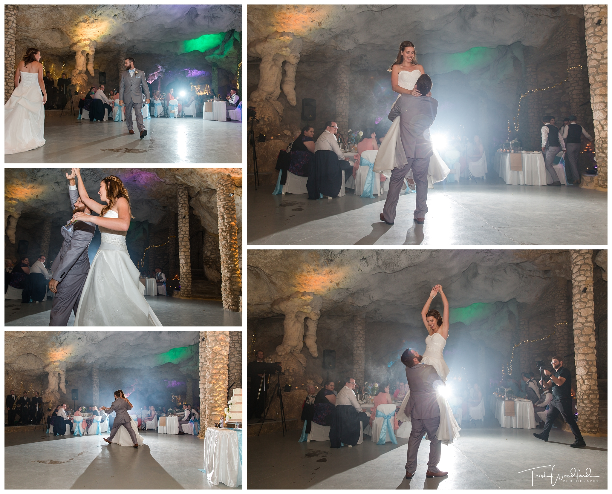 Yanchep Cabaret Cave Wedding Reception