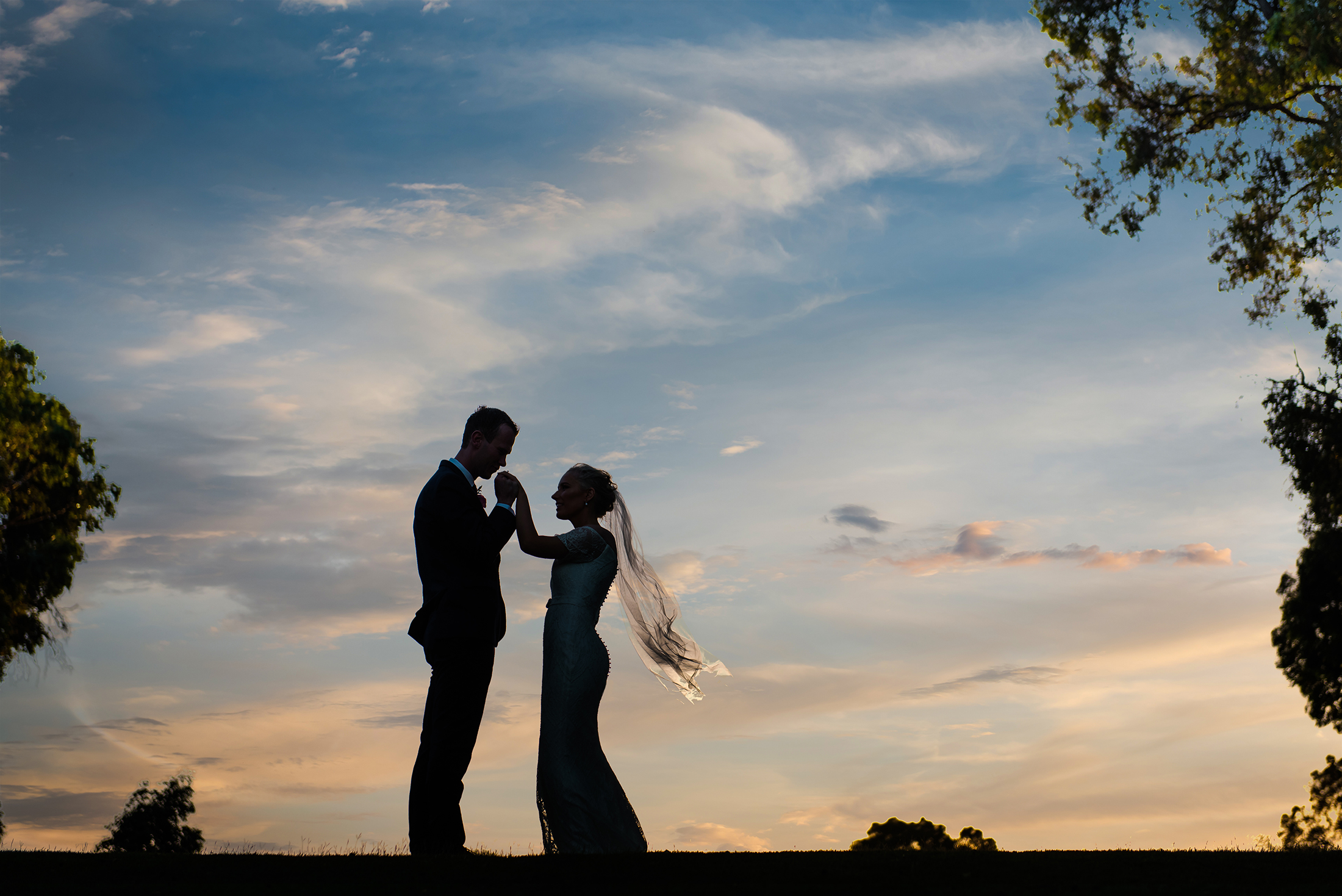 Wedding Portrait Araluen Golf Resort
