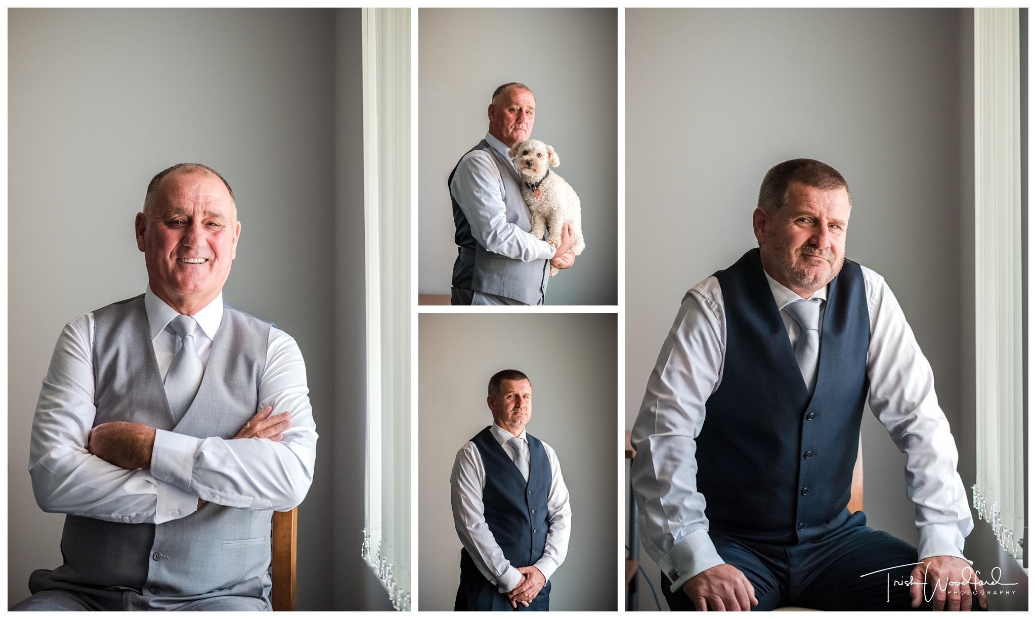 Perth Groom Portraits