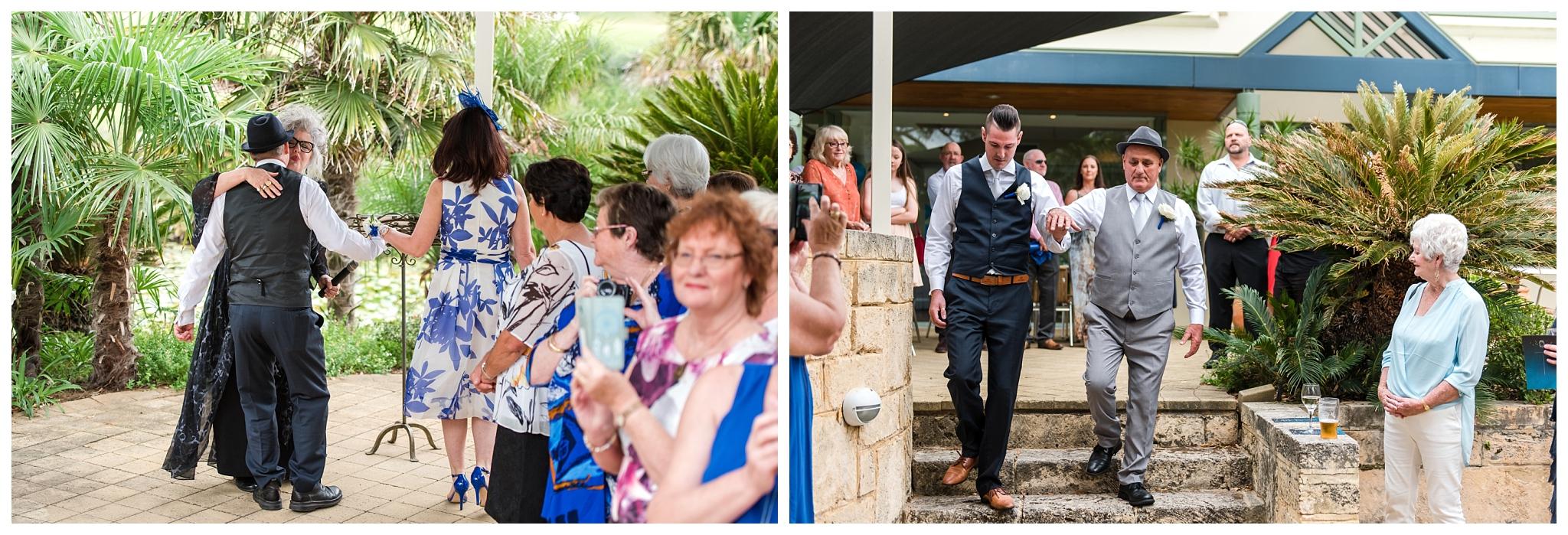 Meadow Springs Golf Course Wedding