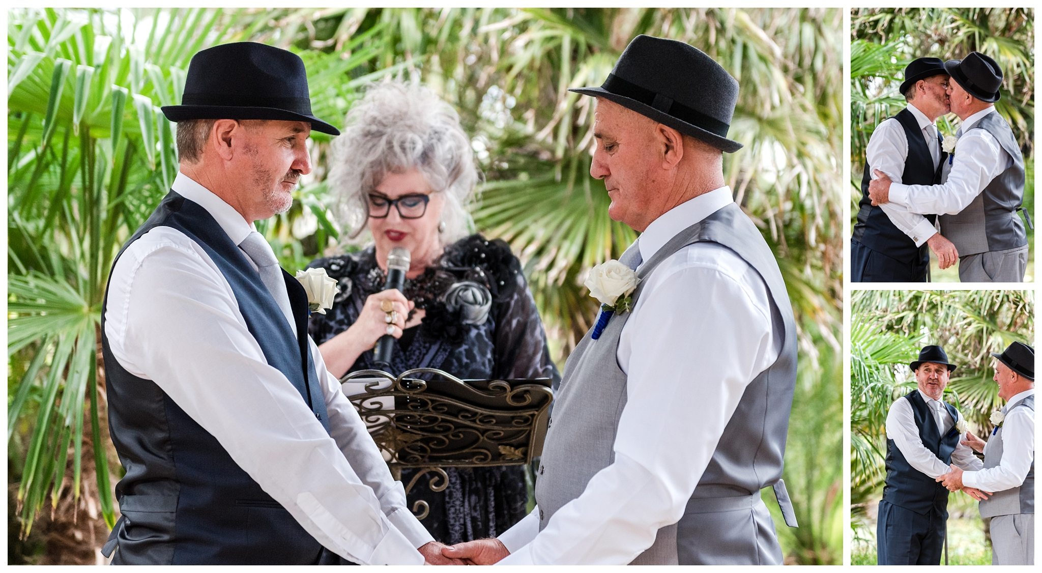 Meadow Springs Golf Club Wedding