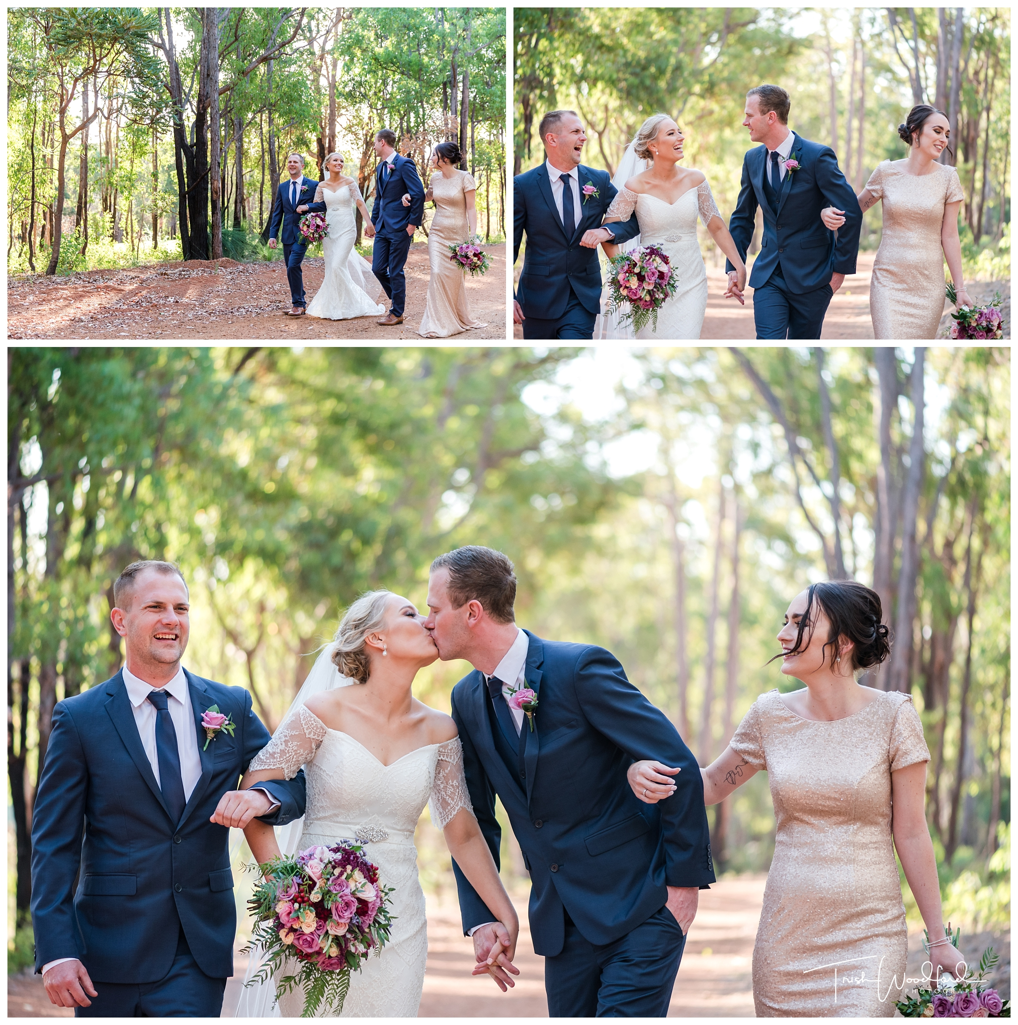 Araluen Wedding Portraits
